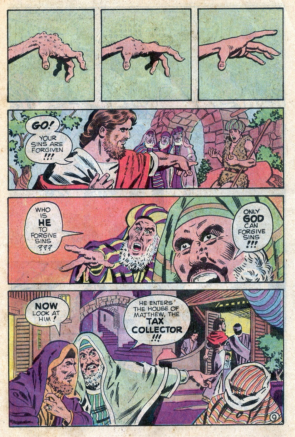 Jesus issue Full - Page 11
