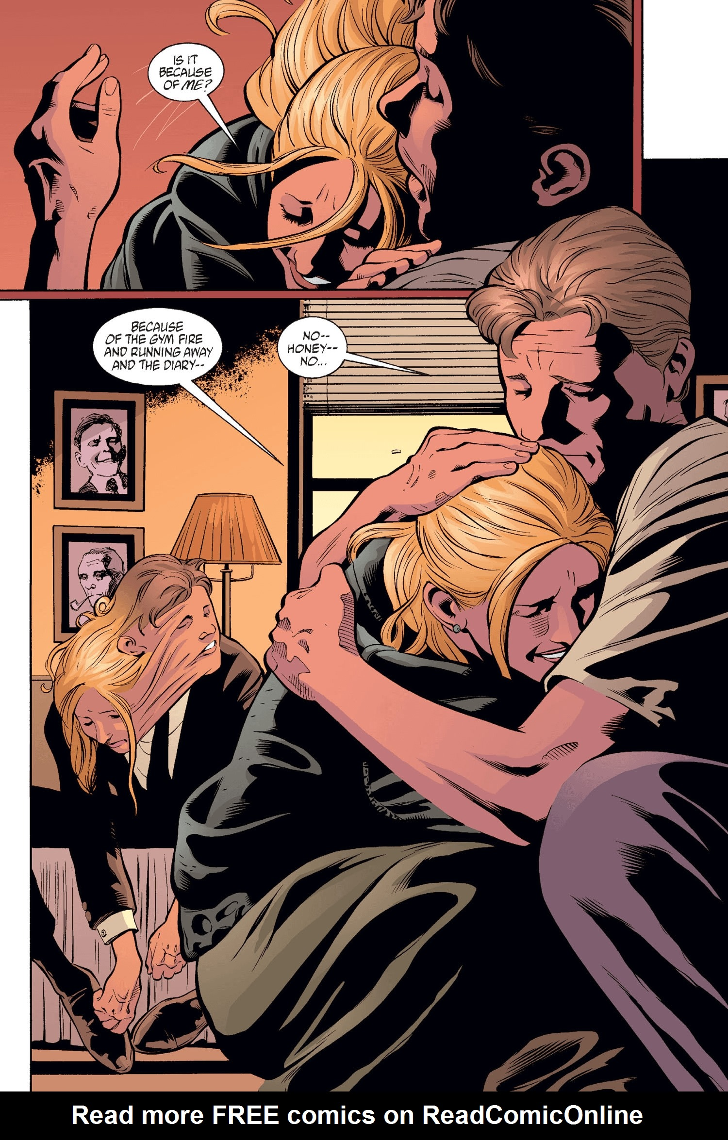 Read online Buffy the Vampire Slayer: Omnibus comic -  Issue # TPB 2 - 39