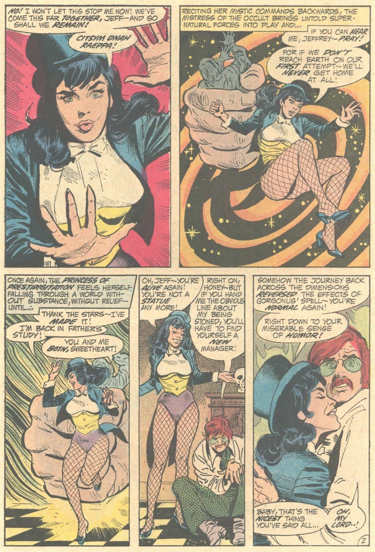 Read online Adventure Comics (1938) comic -  Issue #415 - 42