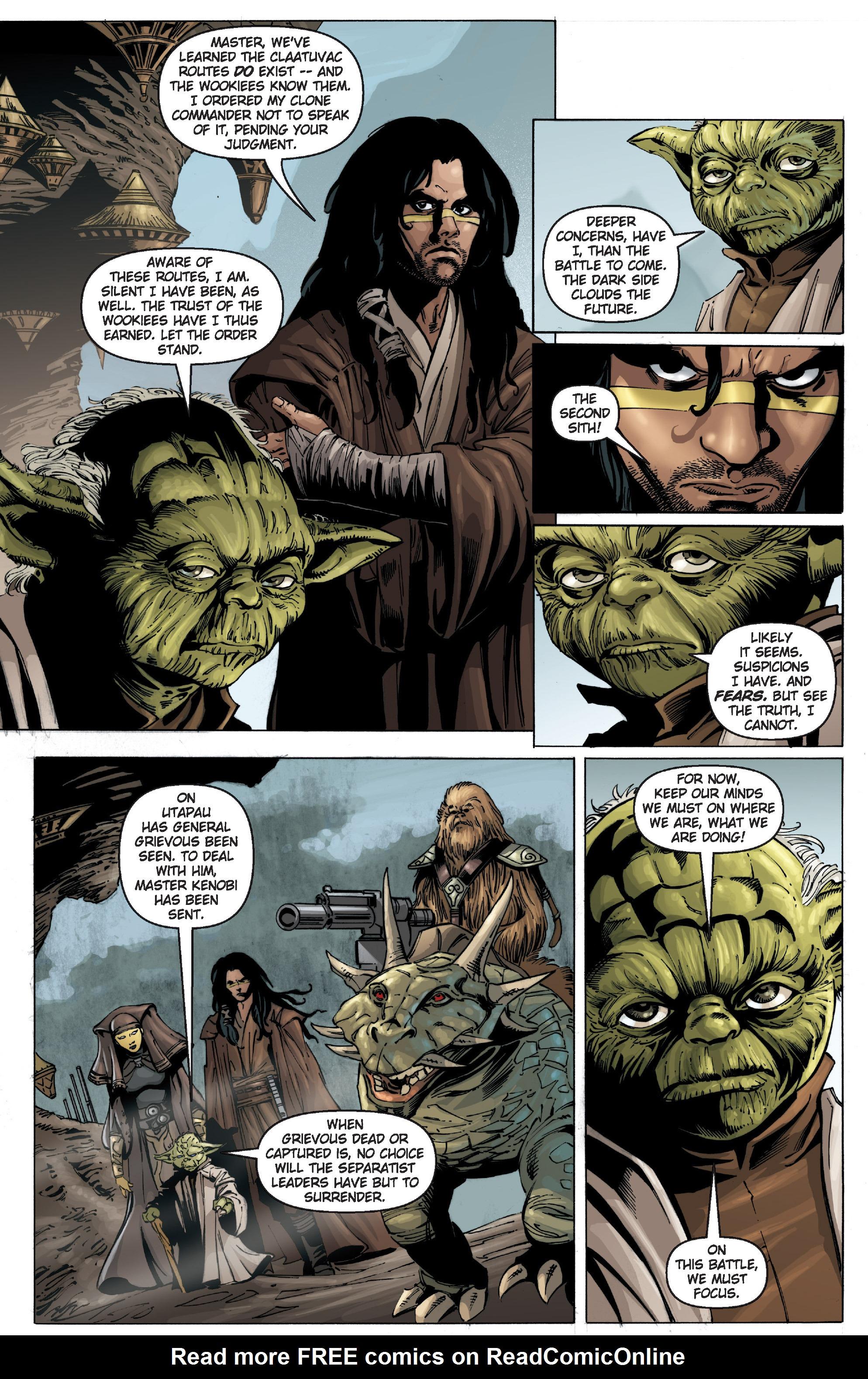 Read online Star Wars Omnibus comic -  Issue # Vol. 26 - 386