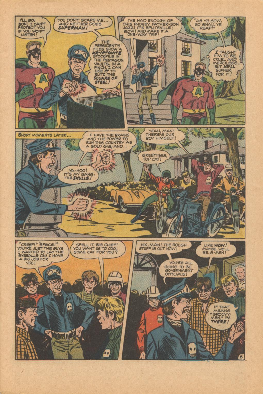 Action Comics (1938) 357 Page 8