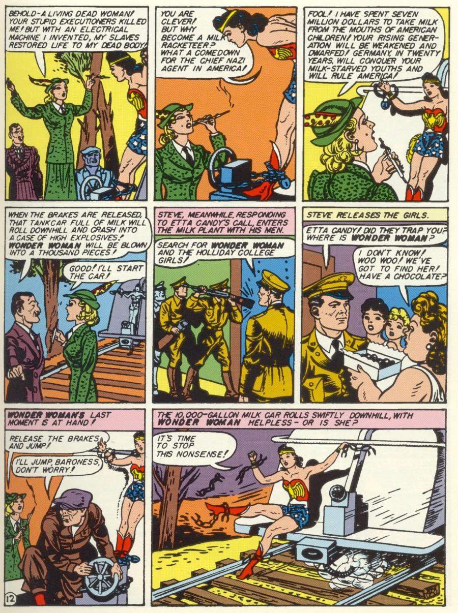 Read online Sensation (Mystery) Comics comic -  Issue #7 - 14
