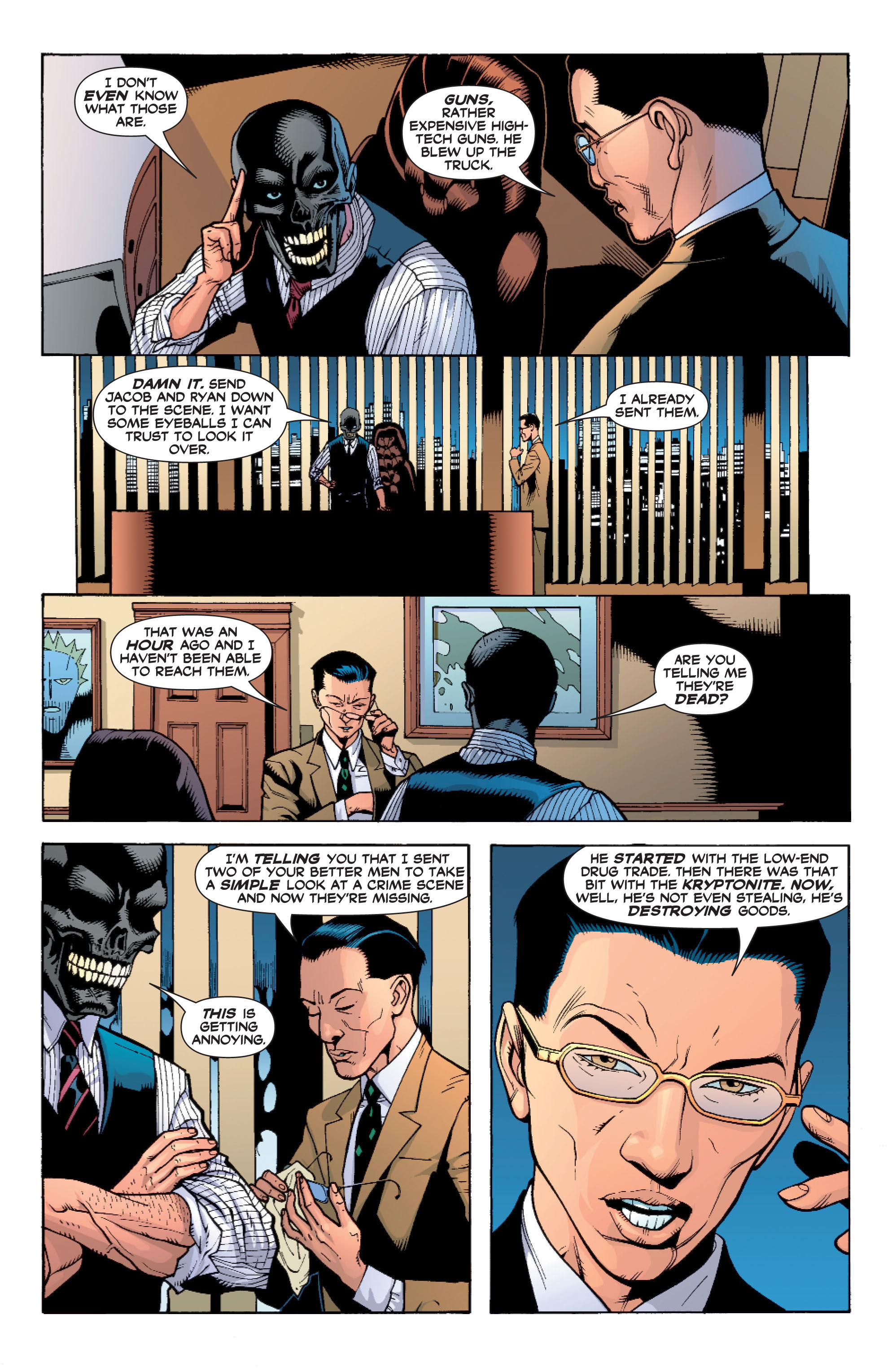 Read online Batman: Under The Red Hood comic -  Issue # Full - 106