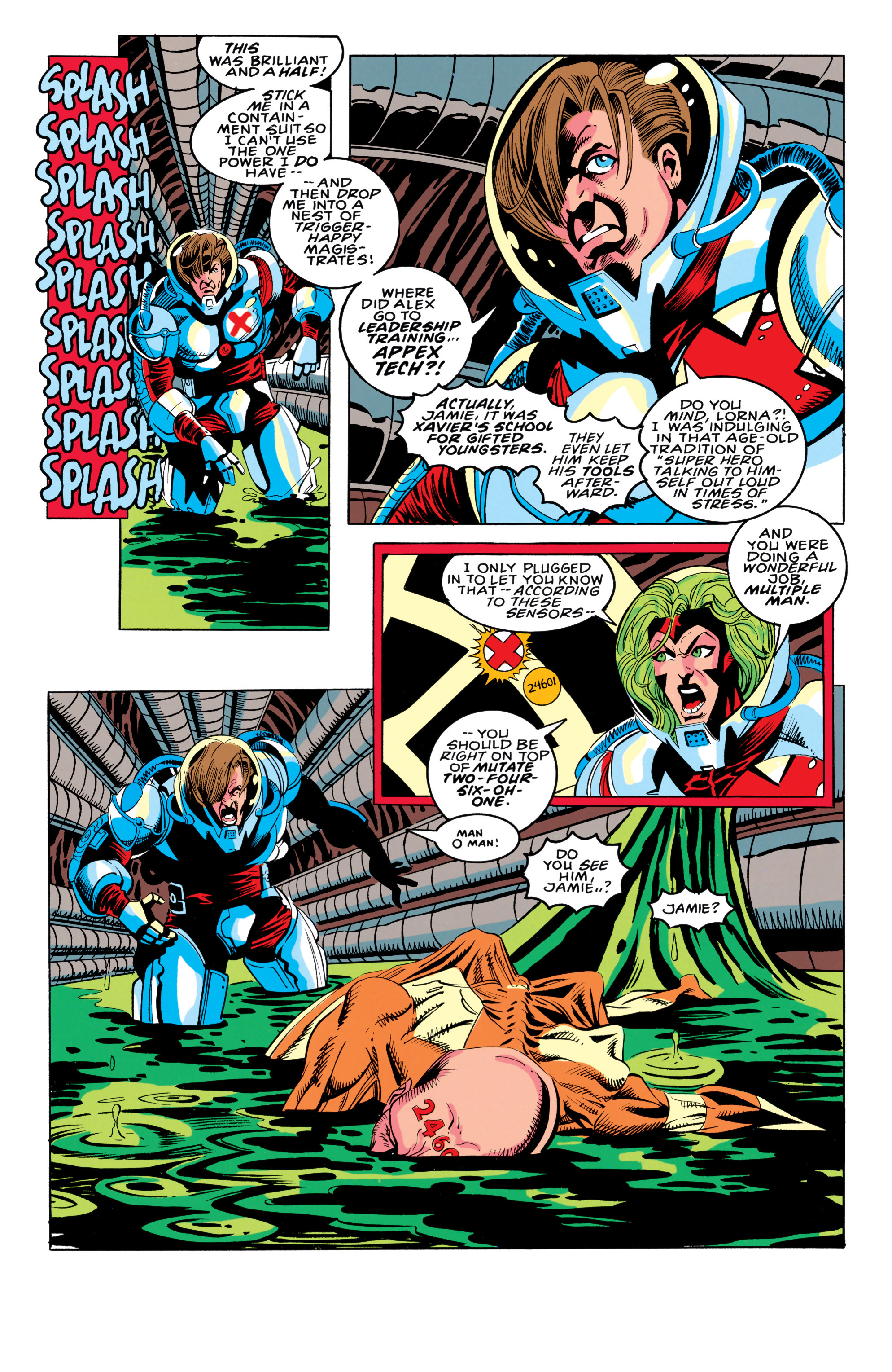 Read online X-Factor (1986) comic -  Issue #91 - 13