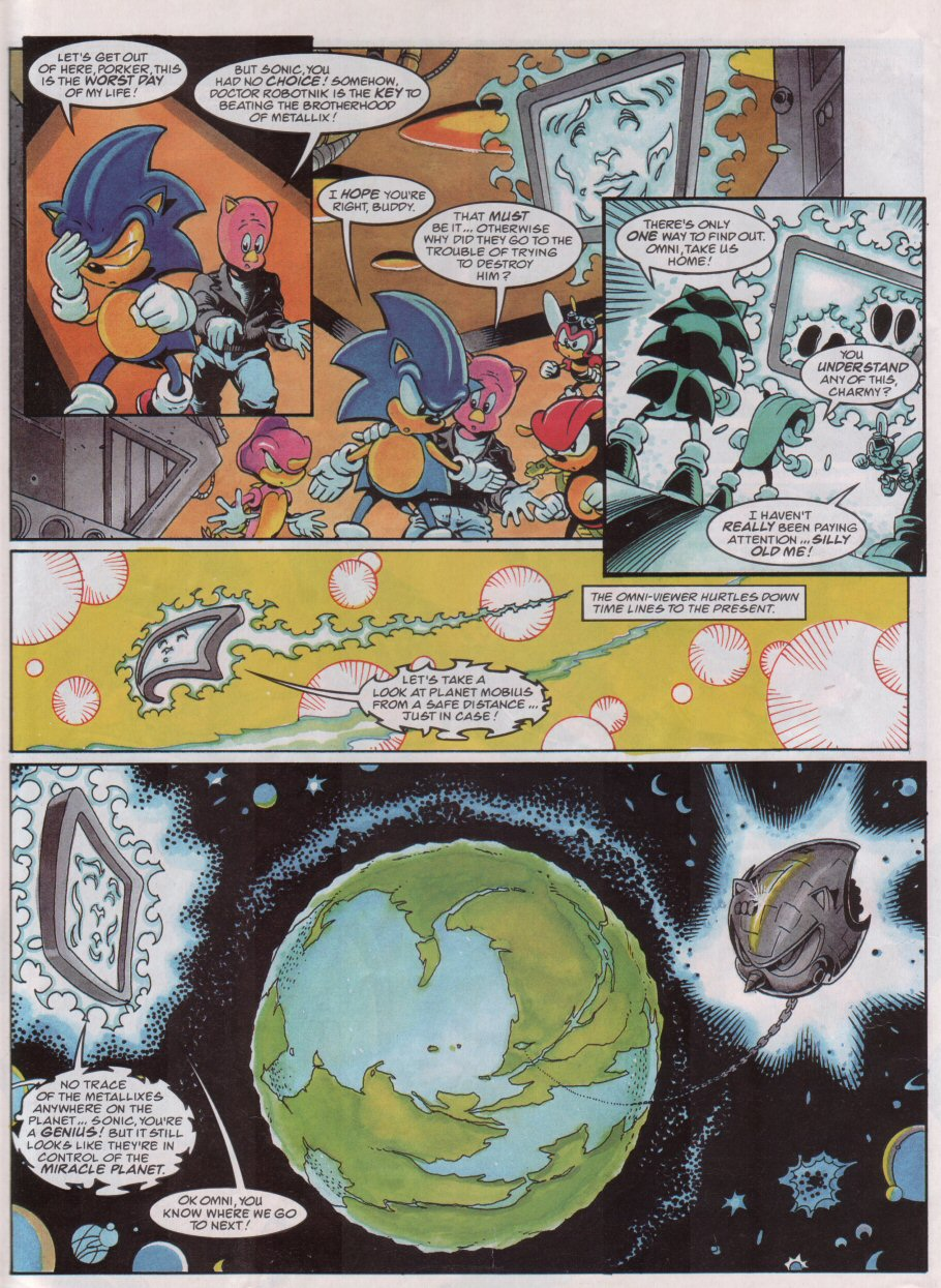 Read online Sonic the Comic comic -  Issue #71 - 8