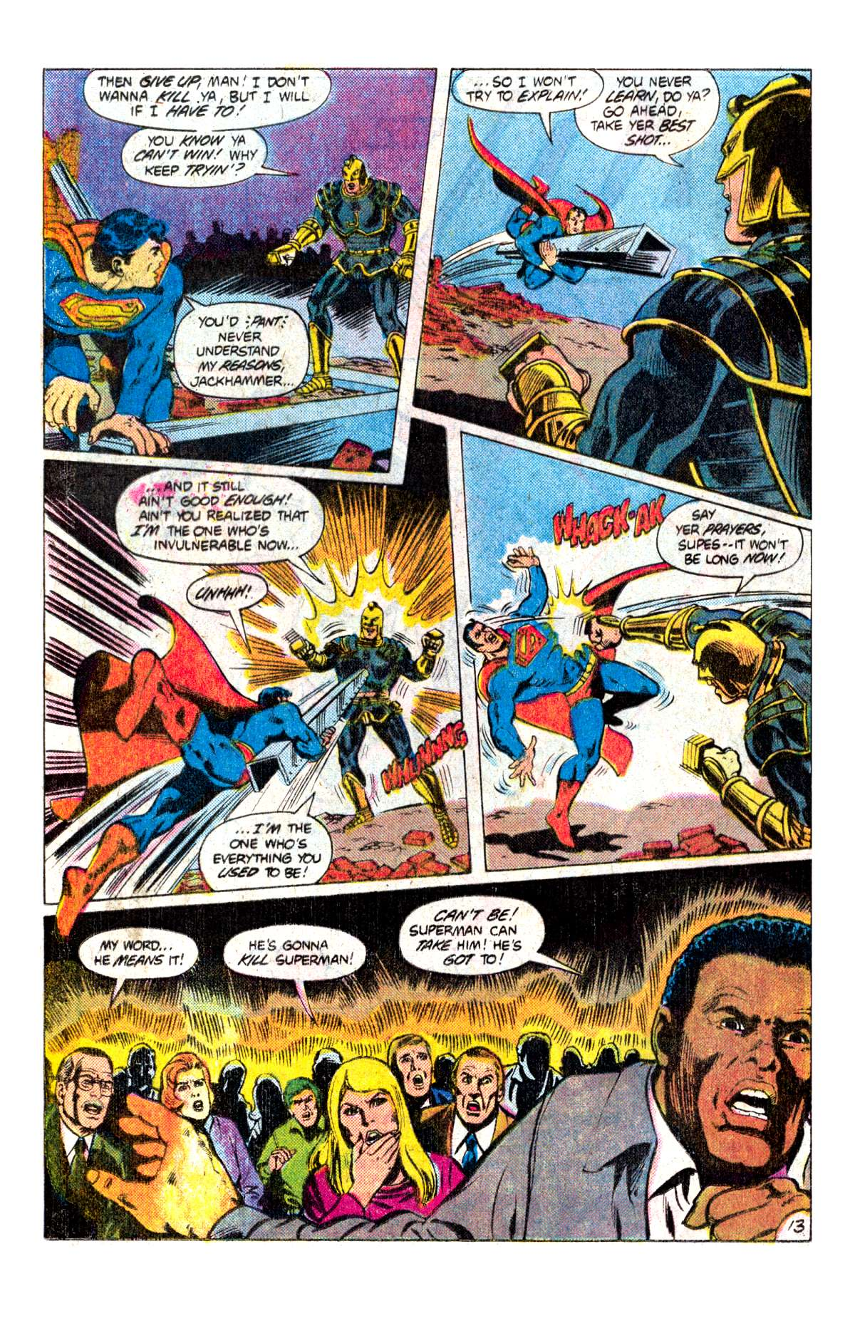 Read online Action Comics (1938) comic -  Issue #538 - 14