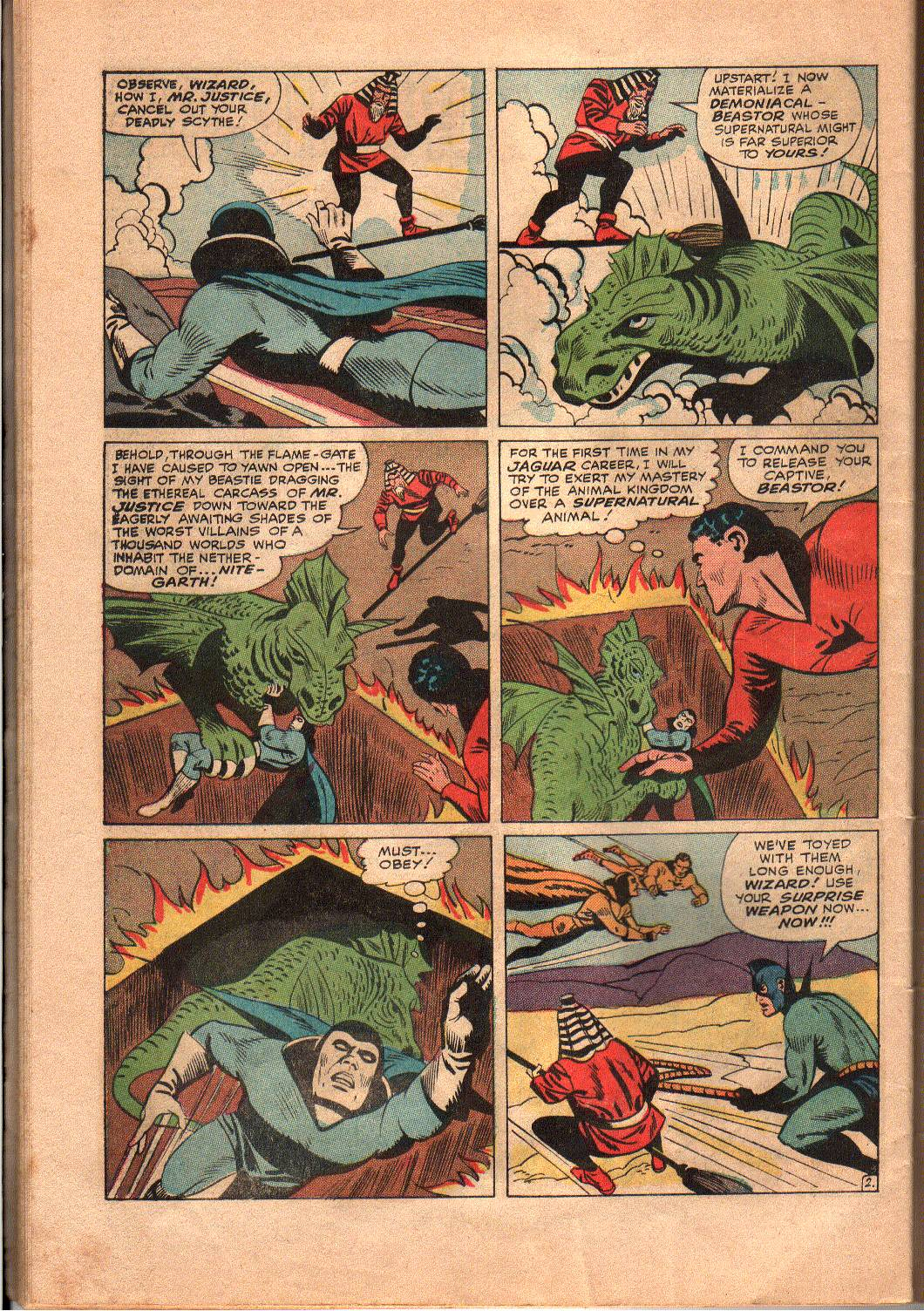 The Mighty Crusaders (1965) Issue #4 #4 - English 22