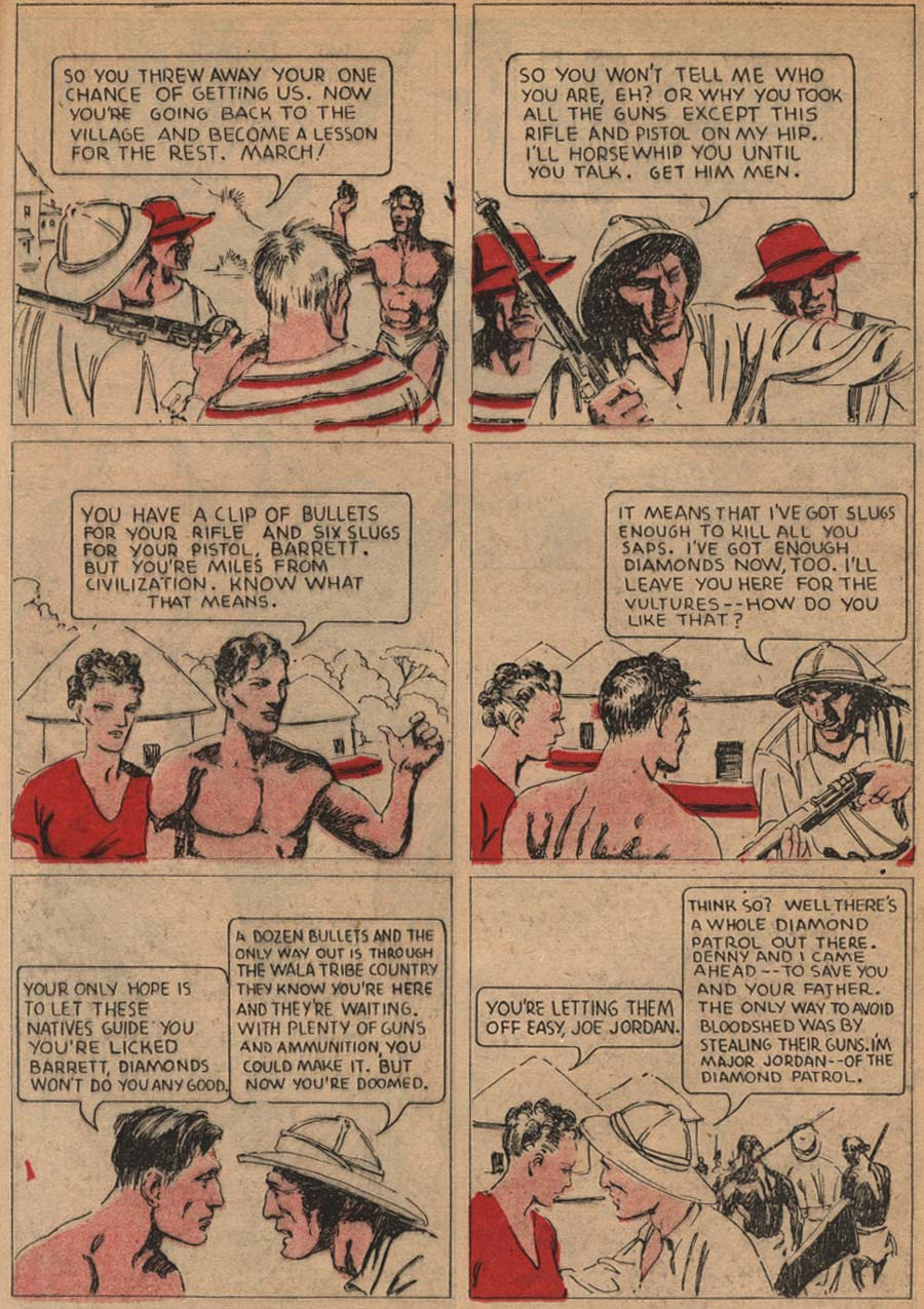 Blue Ribbon Comics (1939) issue 1 - Page 49