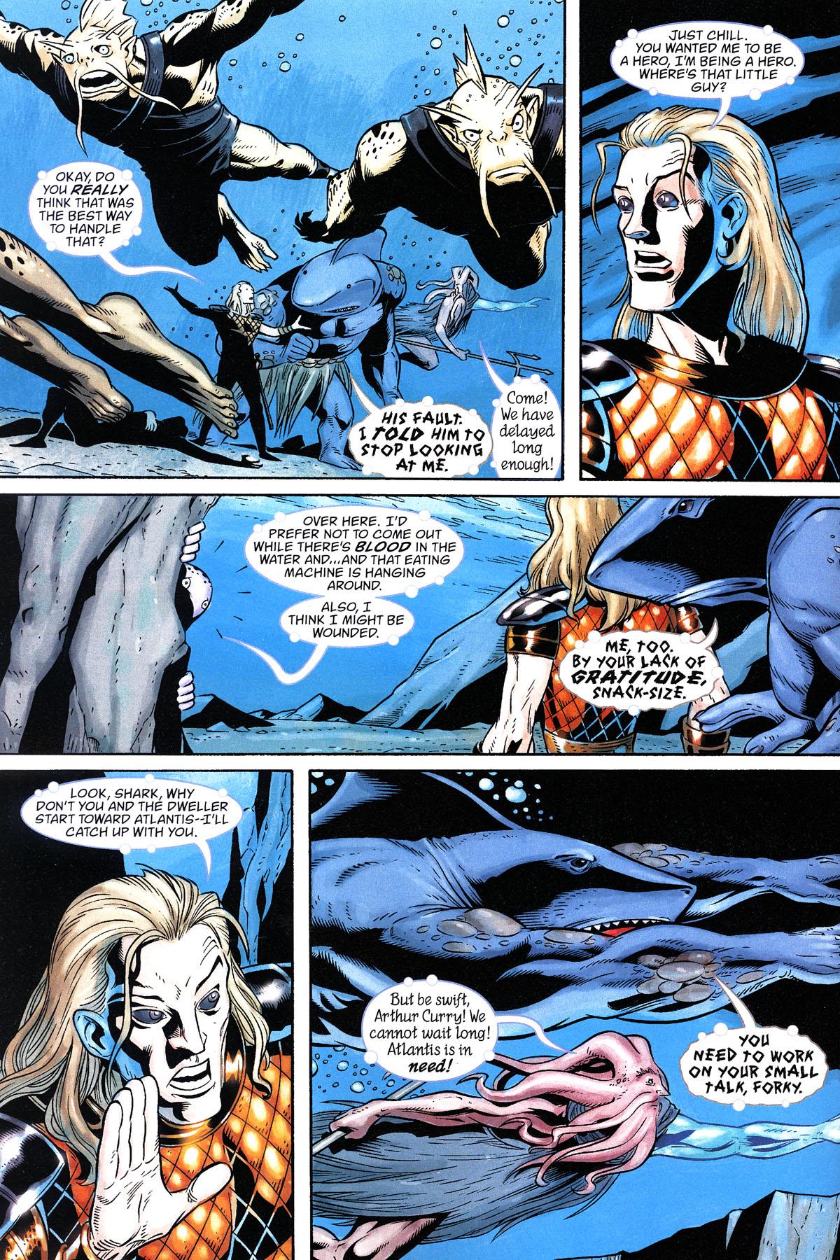 Read online Aquaman: Sword of Atlantis comic -  Issue #50 - 8