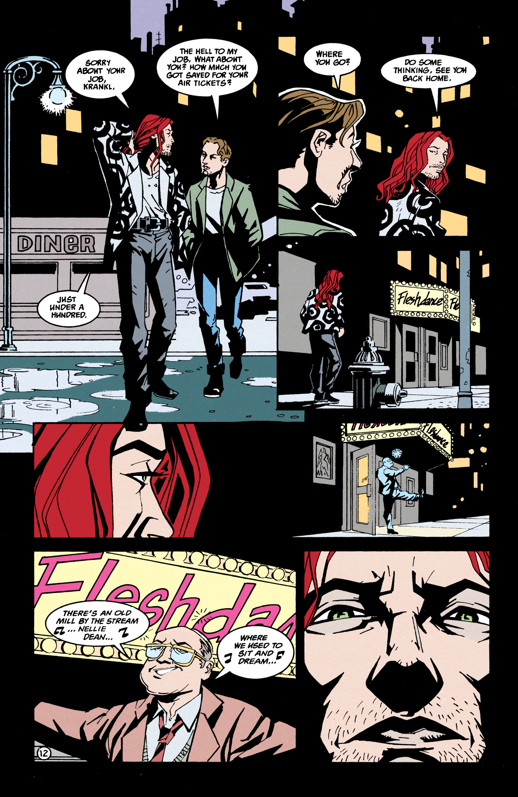 Read online Shade, the Changing Man comic -  Issue #70 - 13