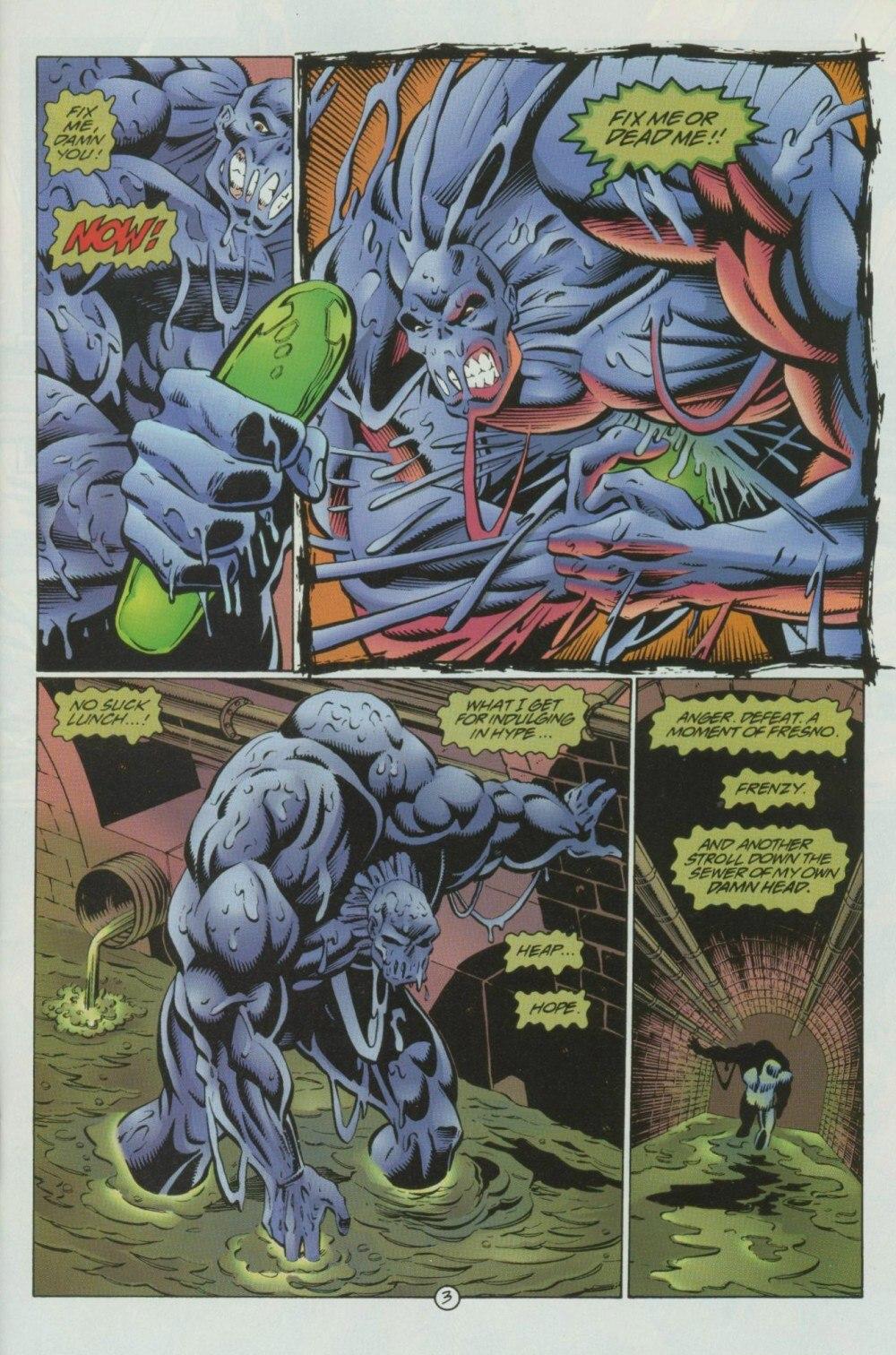 Read online Sludge comic -  Issue #10 - 5