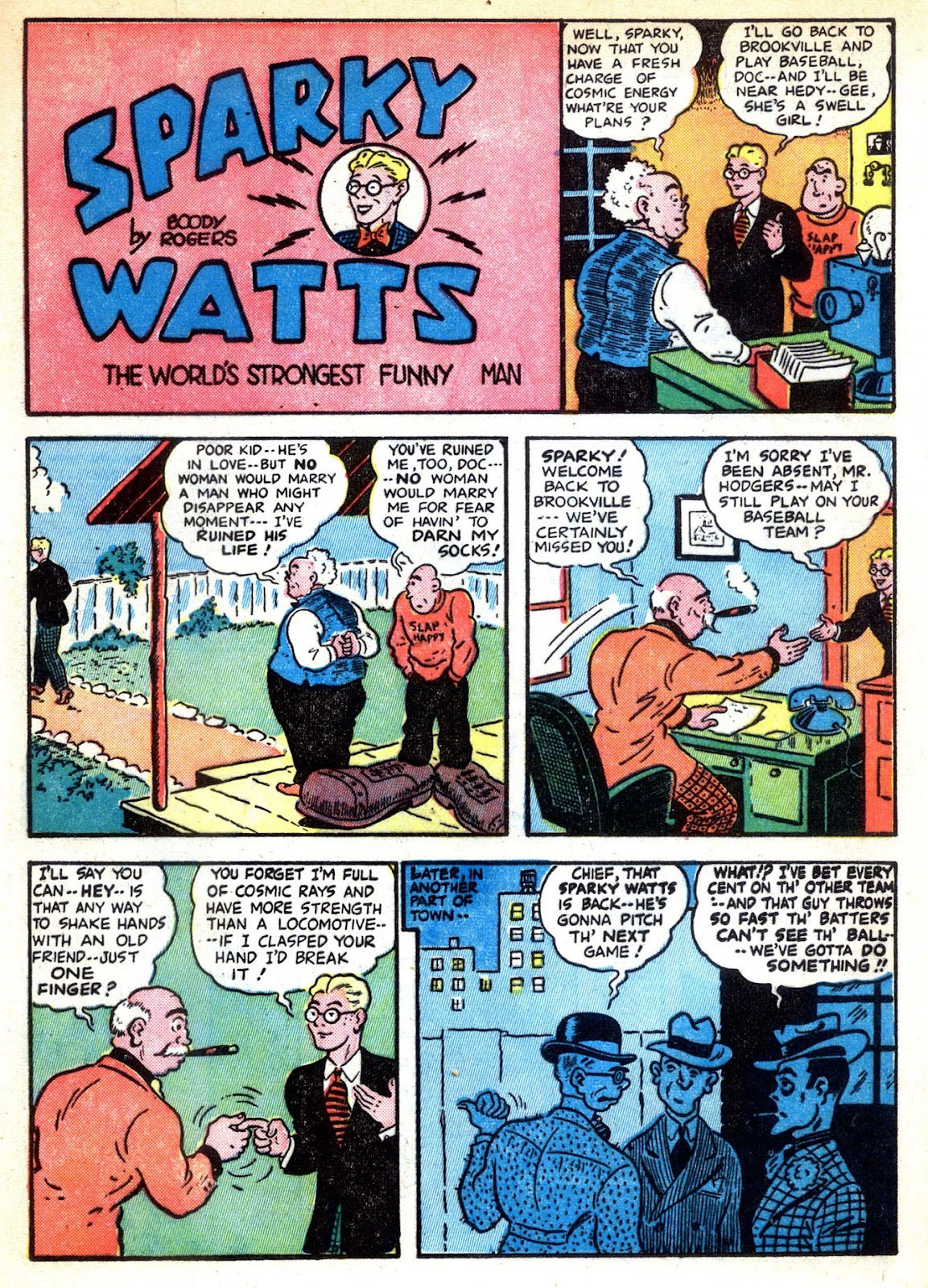 Sparky Watts issue 4 - Page 37