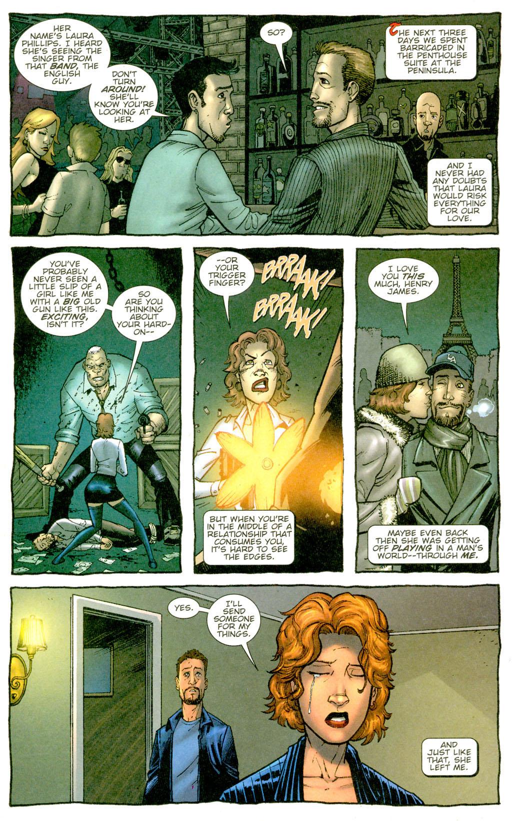 Read online The Exterminators comic -  Issue #7 - 7