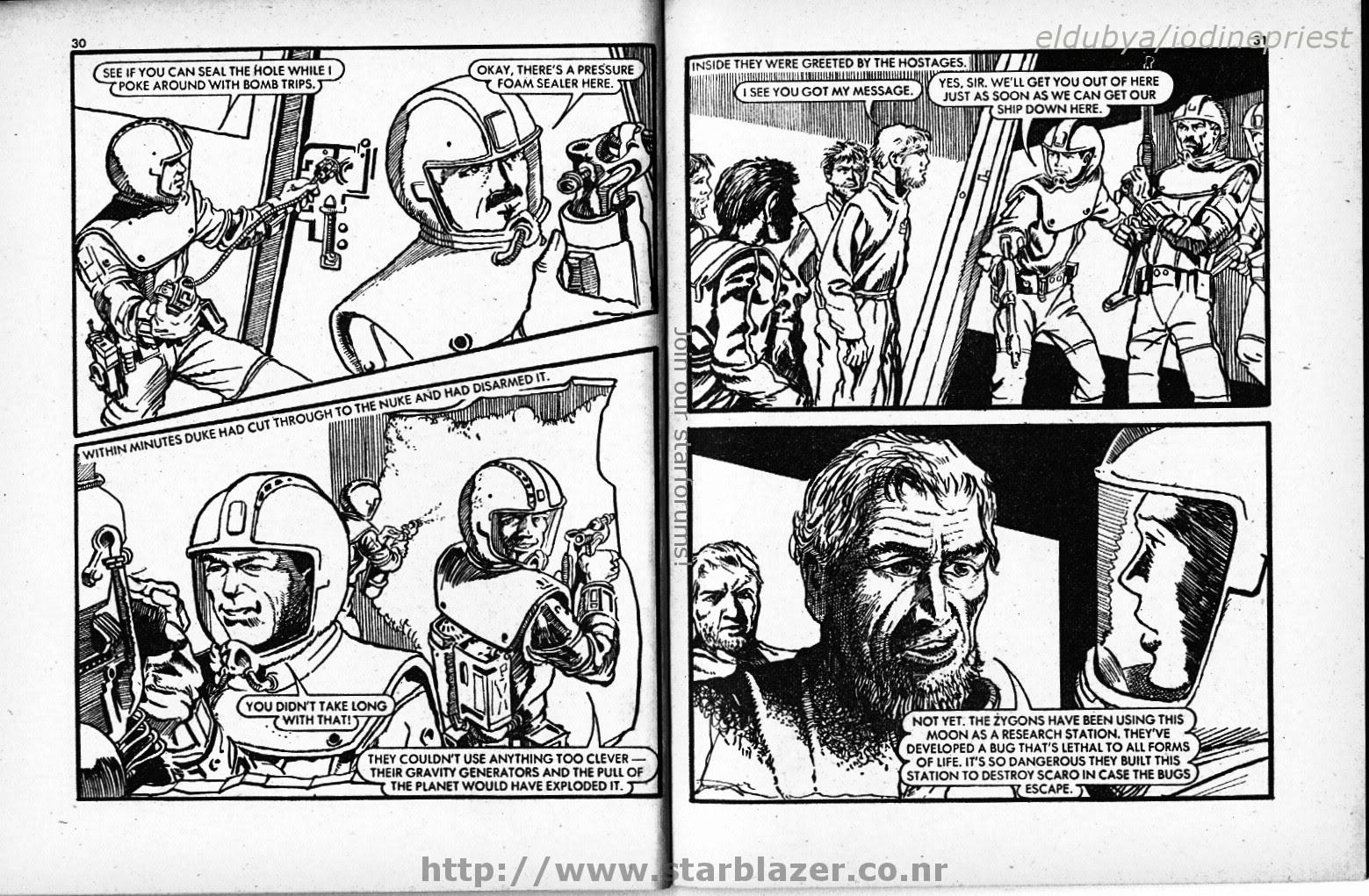 Starblazer issue 70 - Page 17