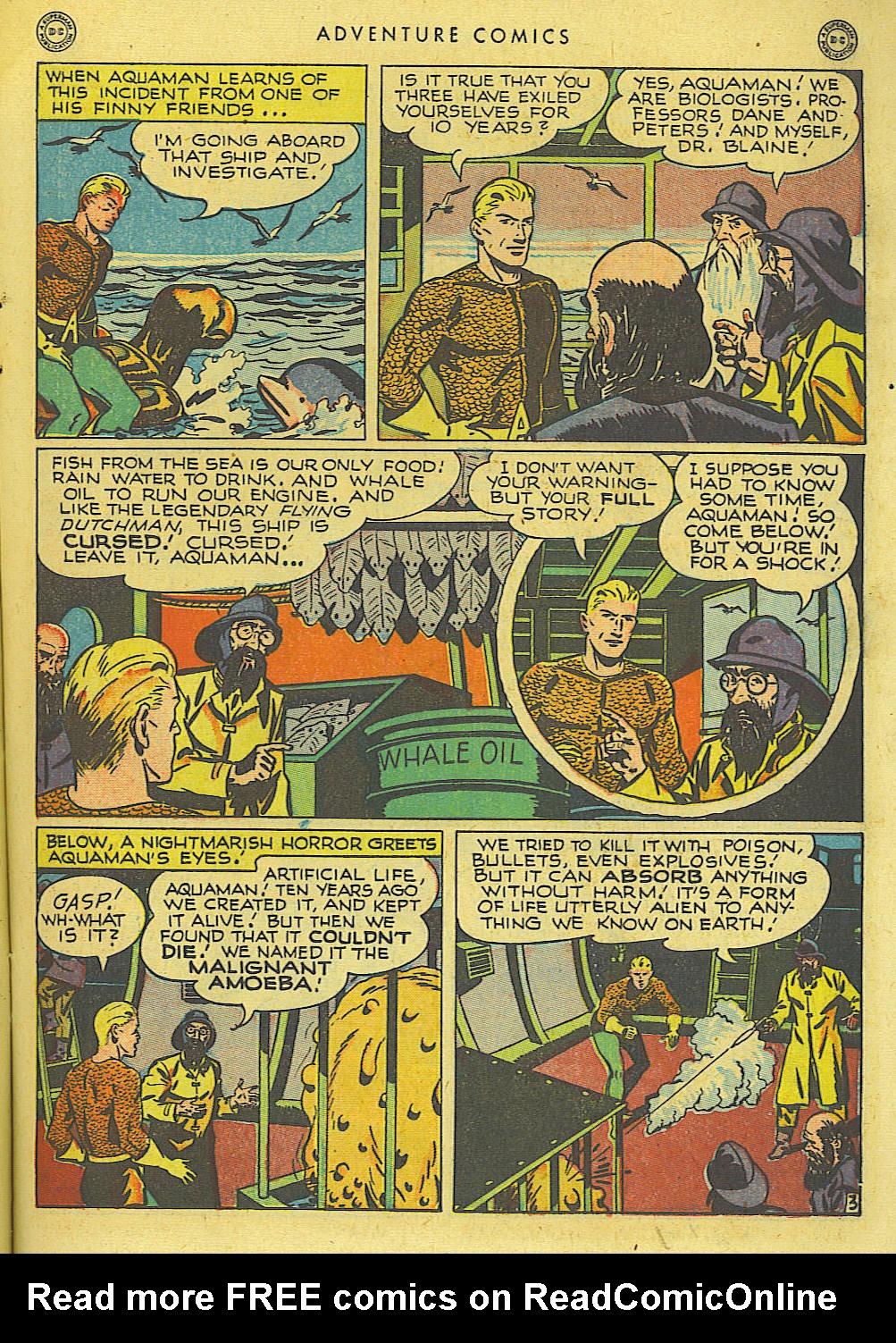 Read online Adventure Comics (1938) comic -  Issue #135 - 17