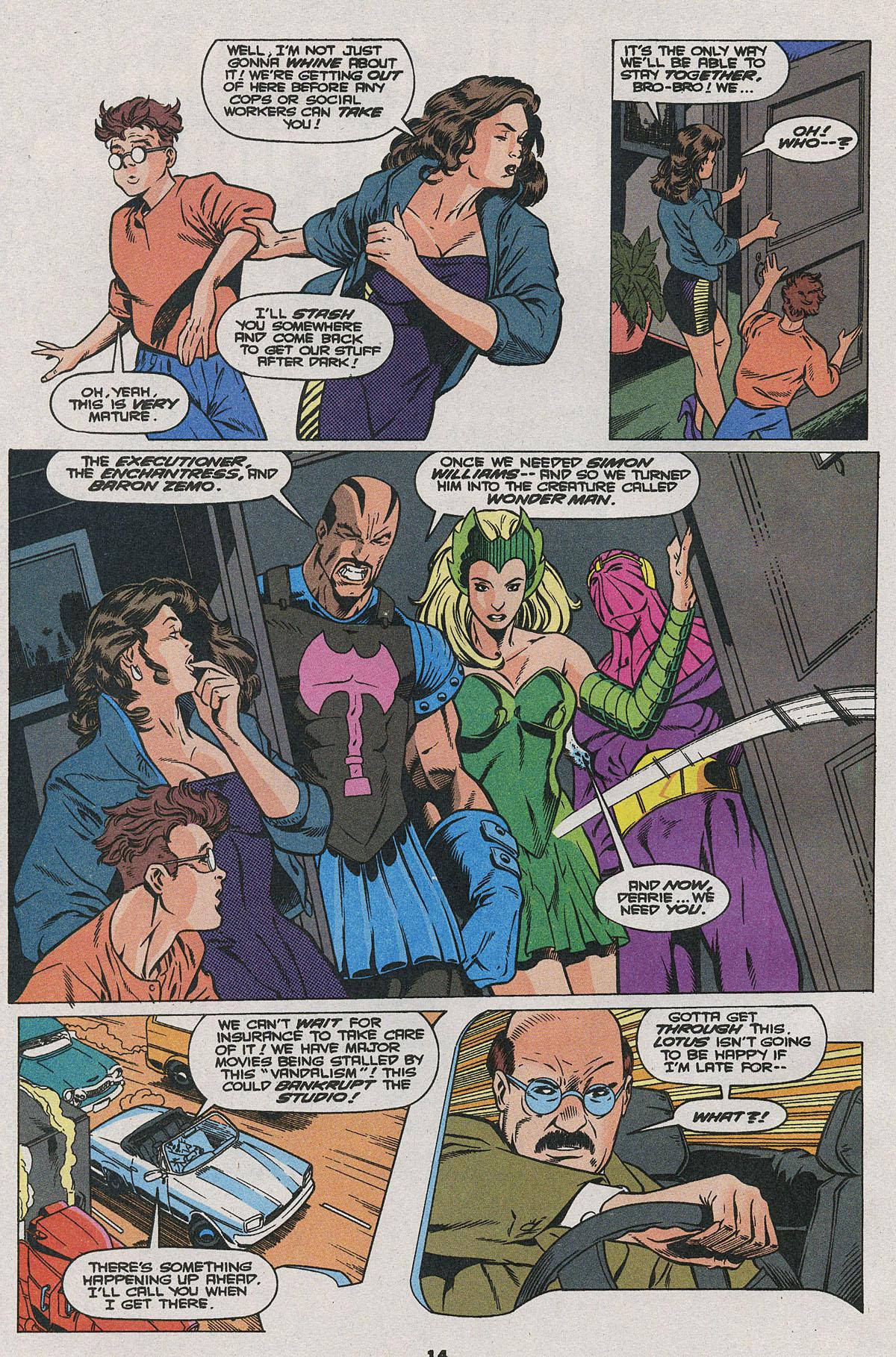 Read online Wonder Man (1991) comic -  Issue #24 - 11
