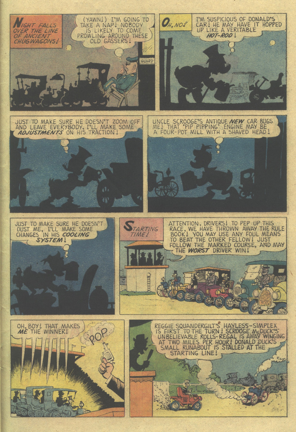Read online Uncle Scrooge (1953) comic -  Issue #120 - 23
