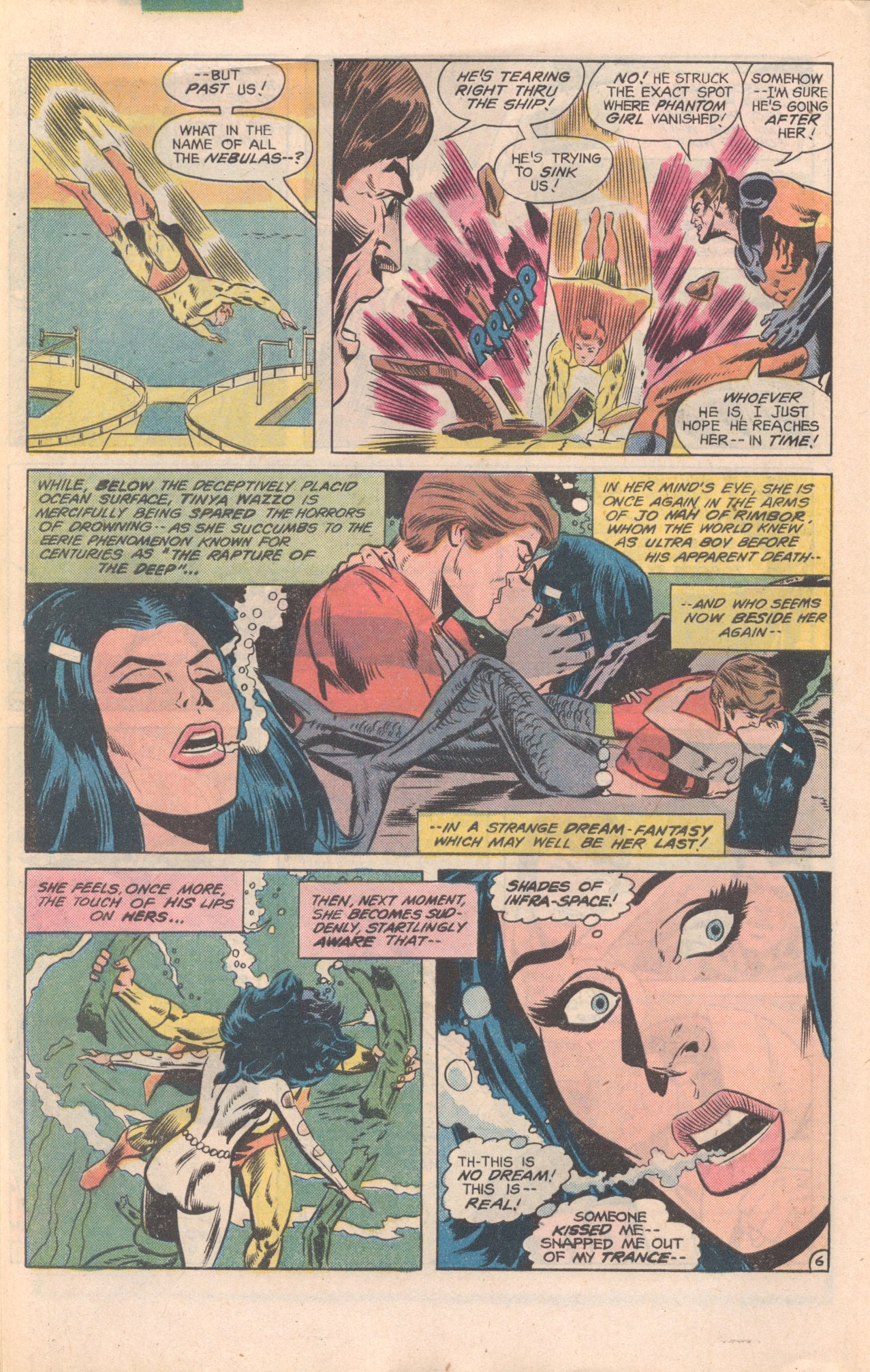 Legion of Super-Heroes (1980) 277 Page 6