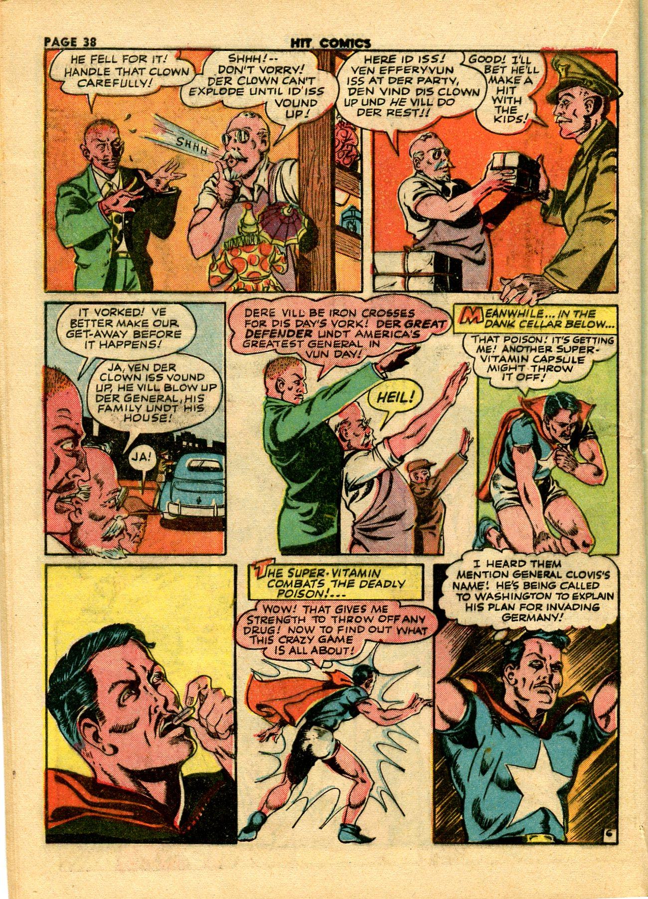 Read online Hit Comics comic -  Issue #28 - 41