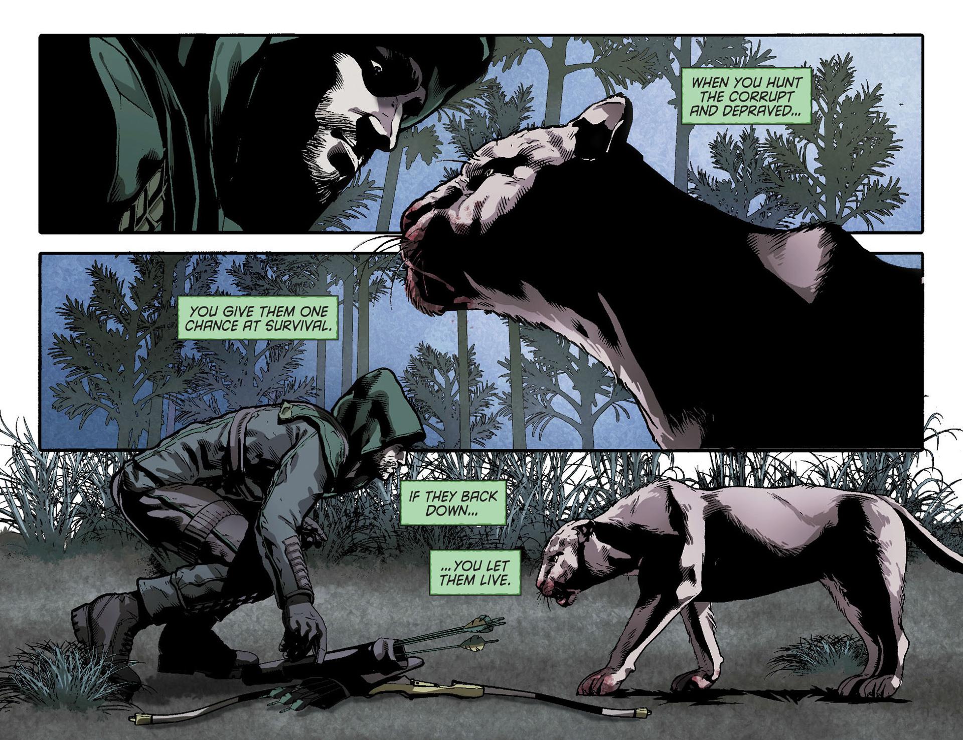 Read online Arrow [II] comic -  Issue #23 - 21