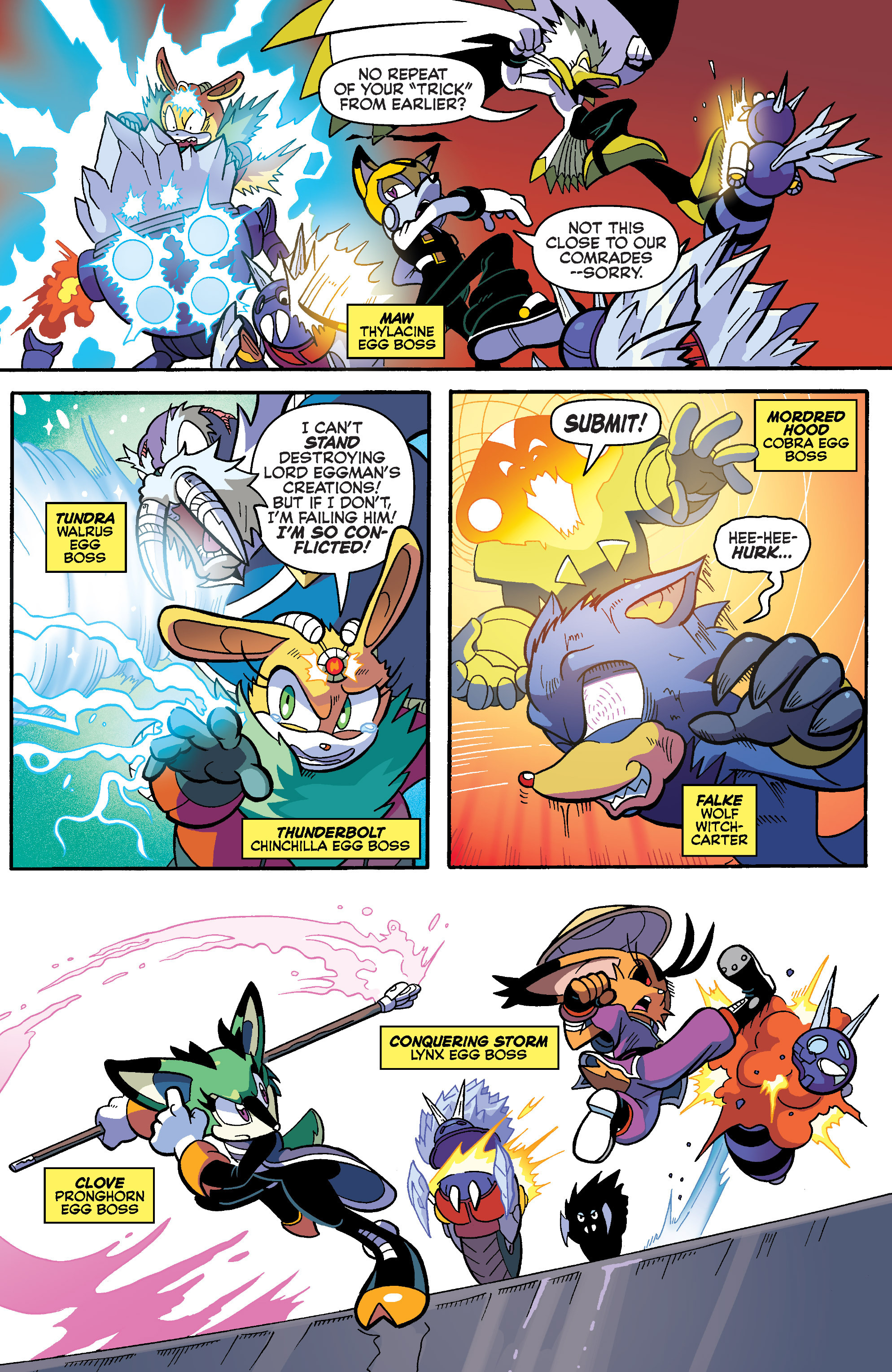 Read online Sonic Universe comic -  Issue #86 - 6