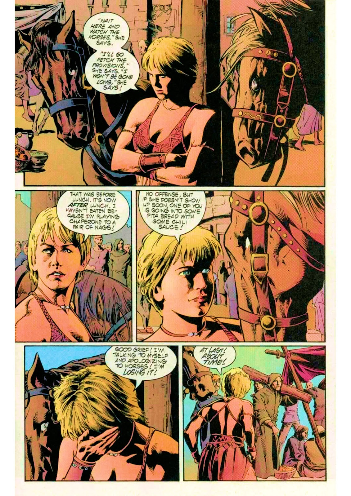 Xena: Warrior Princess (1999) Issue #14 #14 - English 4