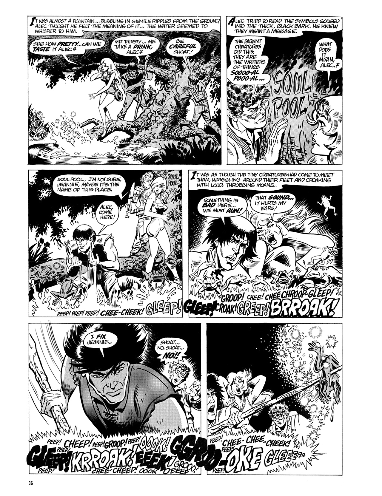 Read online Eerie Archives comic -  Issue # TPB 5 - 37