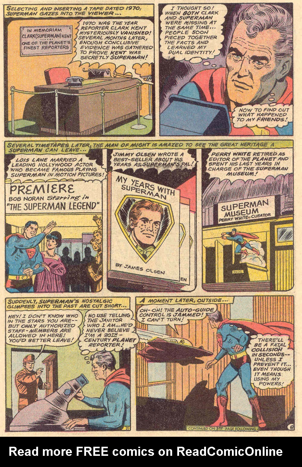 Read online Action Comics (1938) comic -  Issue #386 - 9