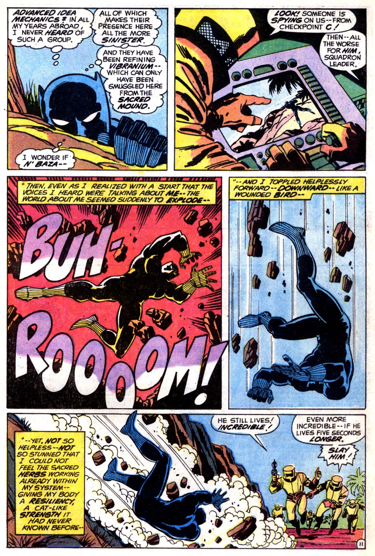 The Avengers (1963) 87 Page 11