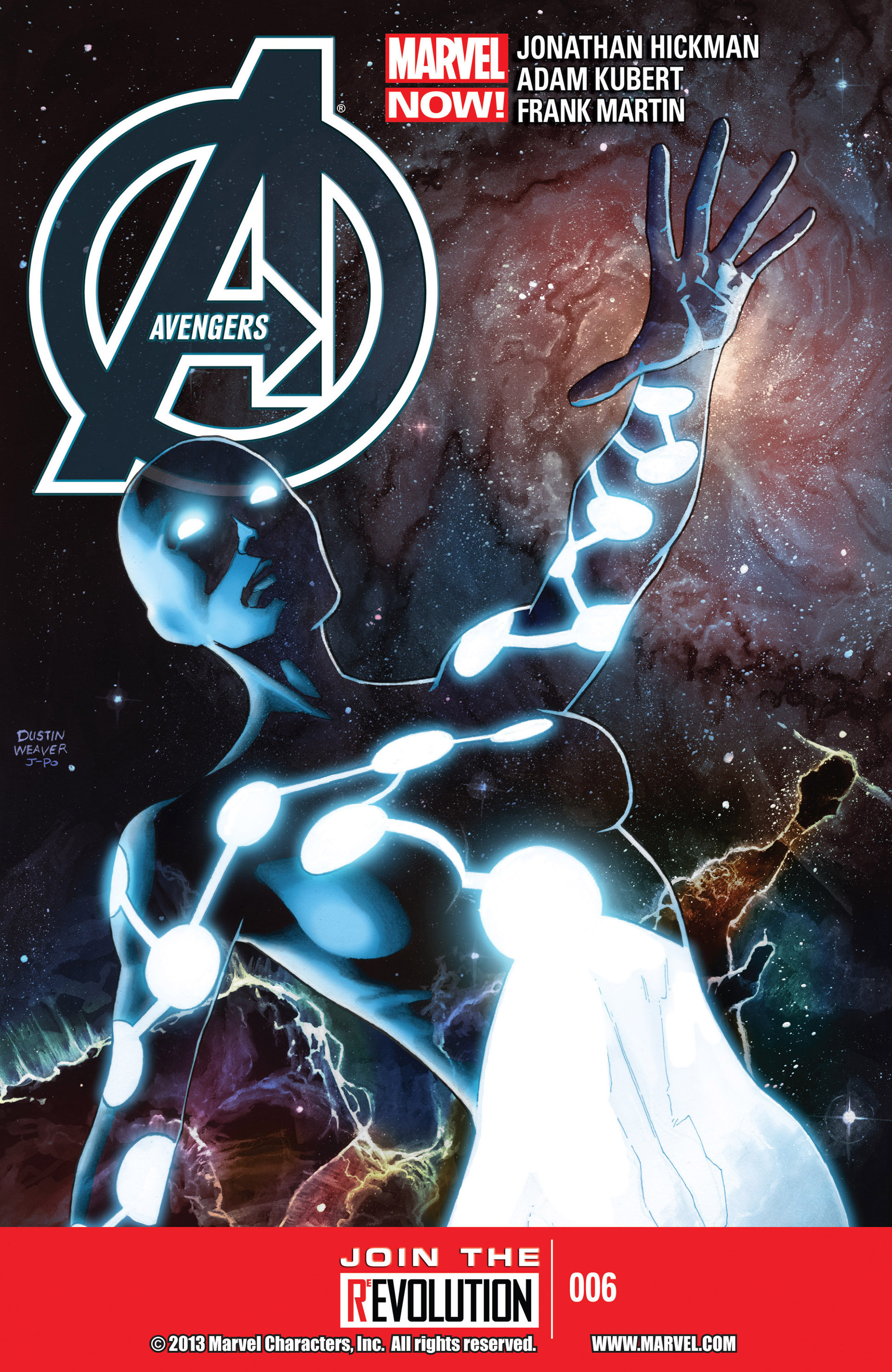 Read online Avengers (2013) comic -  Issue #6 - 1
