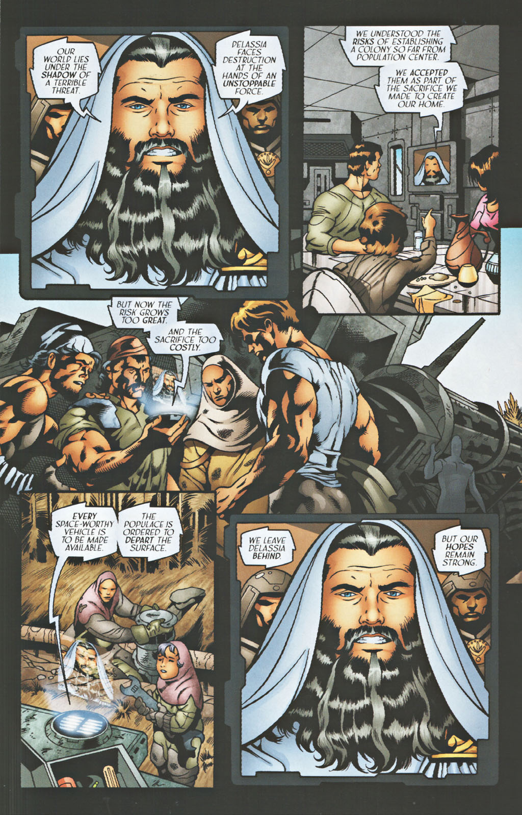 Read online Sigil (2000) comic -  Issue #41 - 13