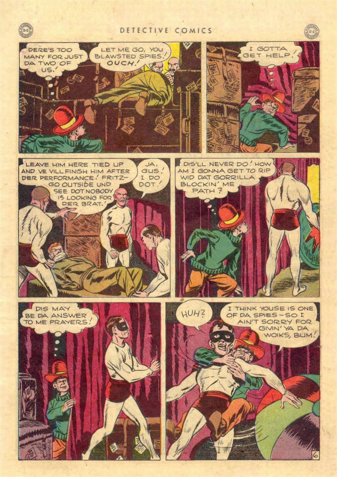 Read online Detective Comics (1937) comic -  Issue #97 - 44