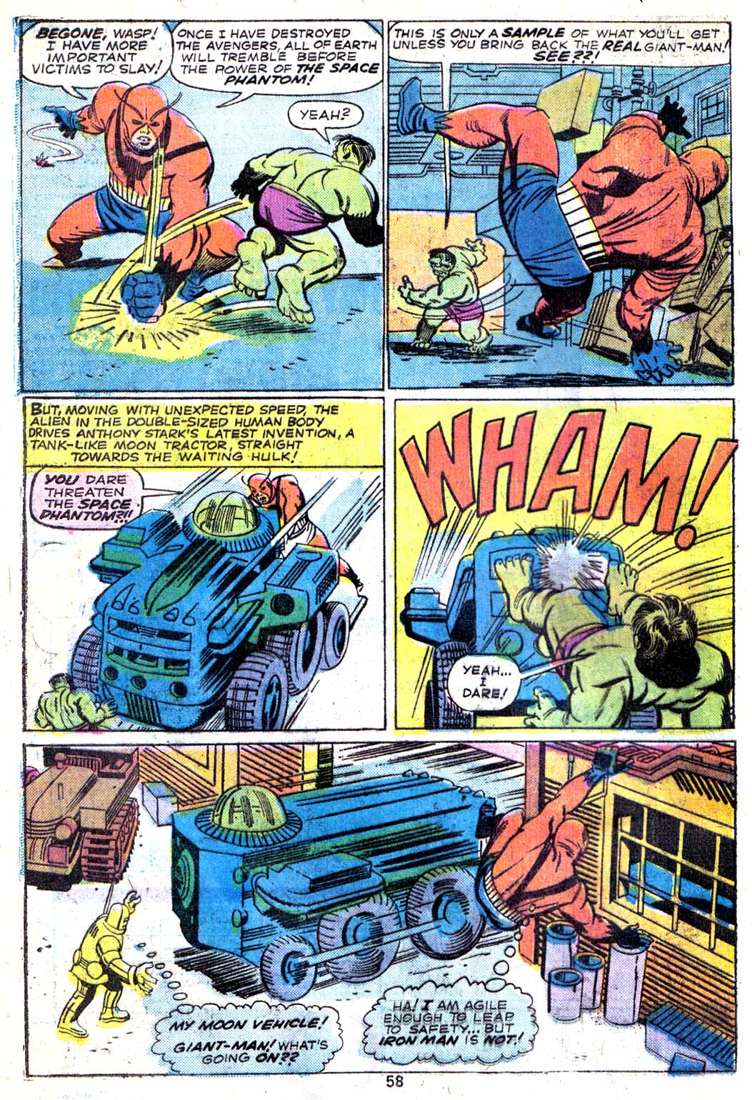 Giant-Size Avengers (1974) issue 3 - Page 60