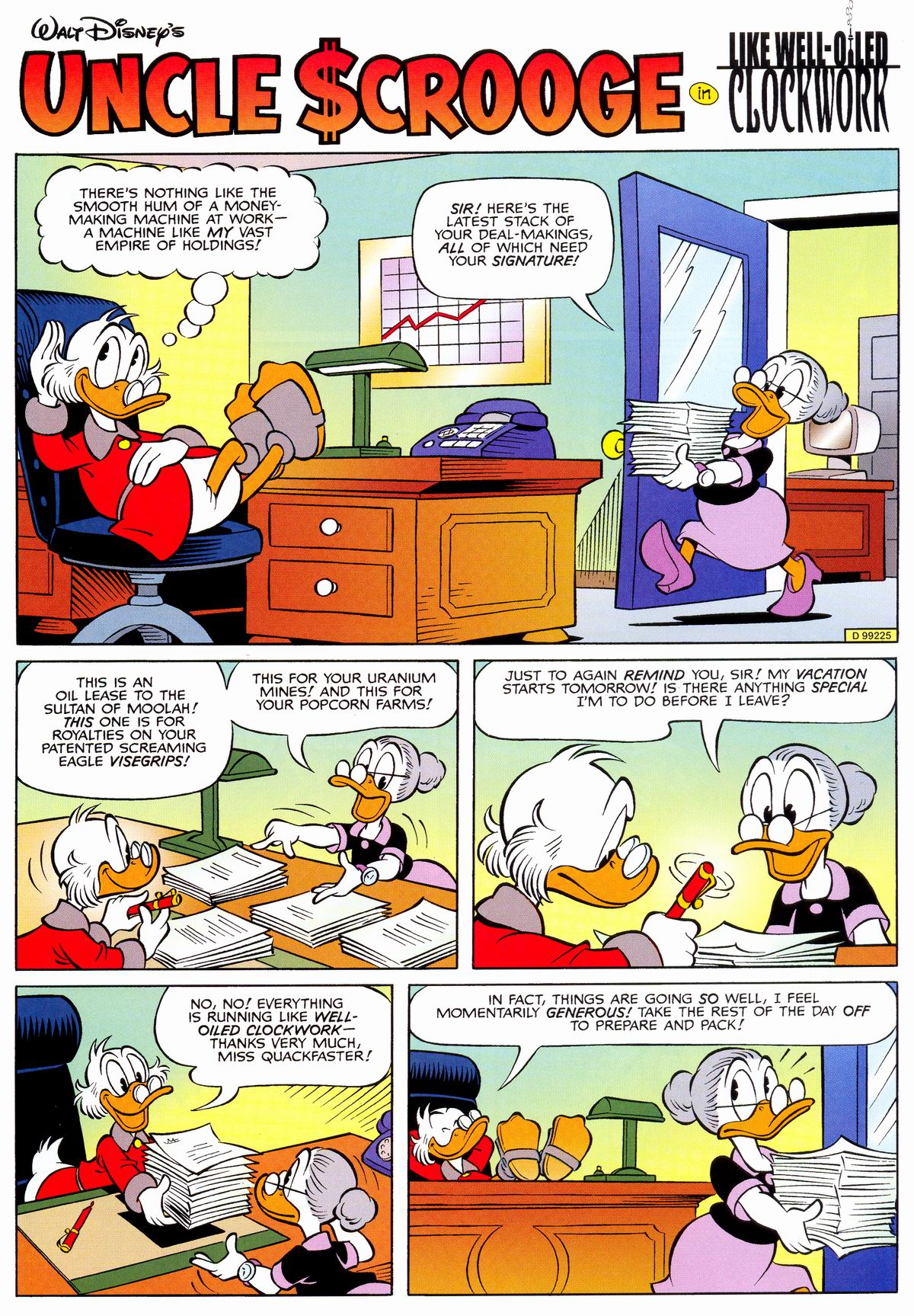 Read online Uncle Scrooge (1953) comic -  Issue #330 - 13