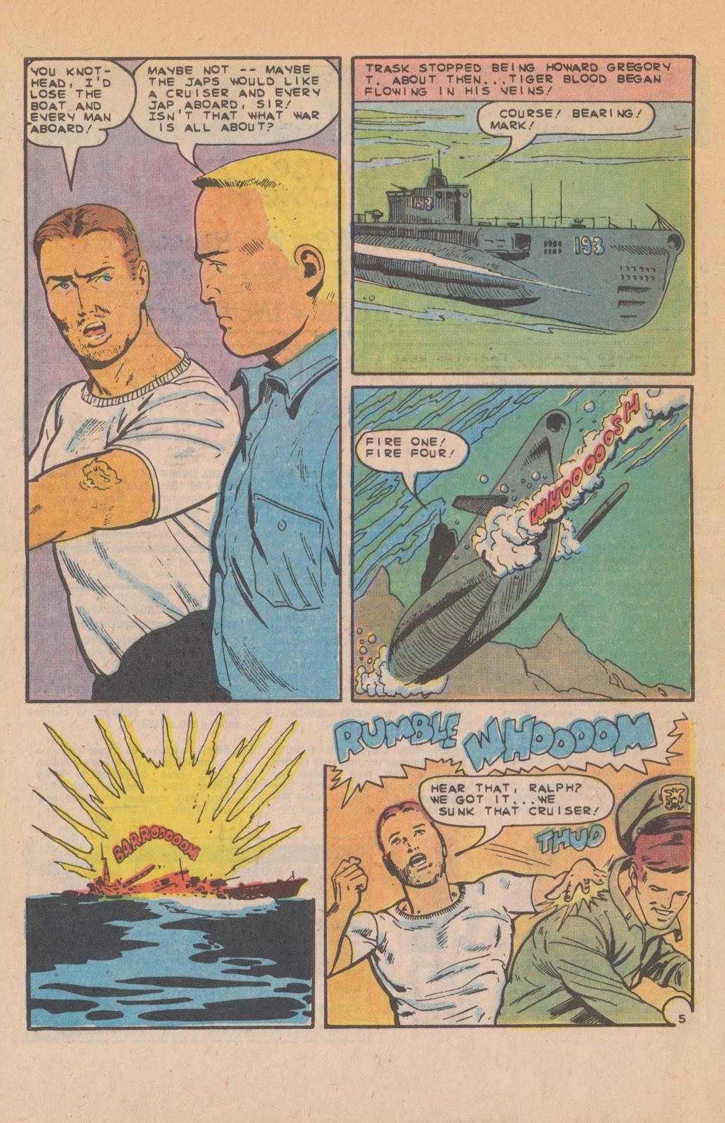 Read online Fightin' Navy comic -  Issue #132 - 8