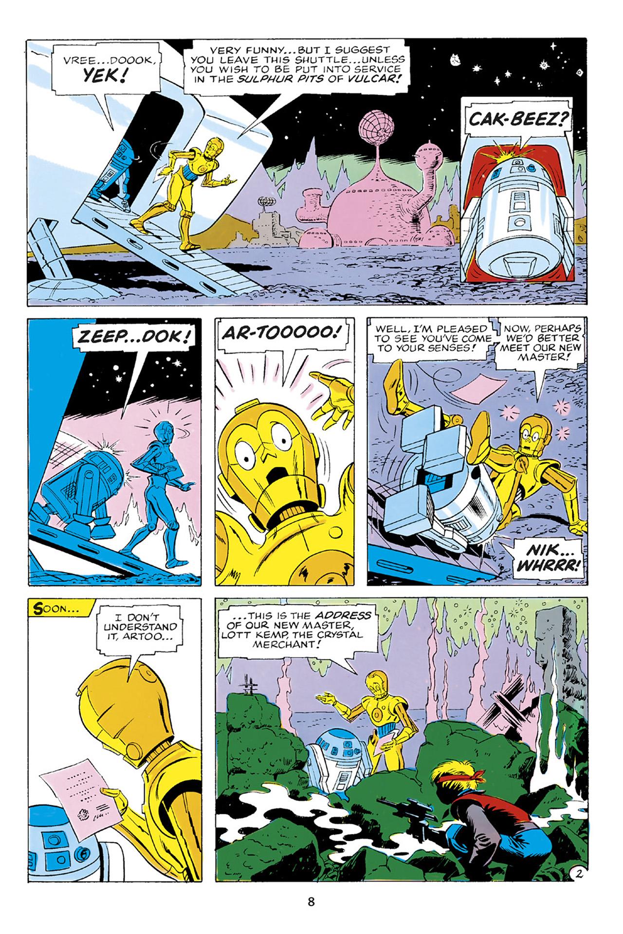 Read online Star Wars Omnibus comic -  Issue # Vol. 23 - 9