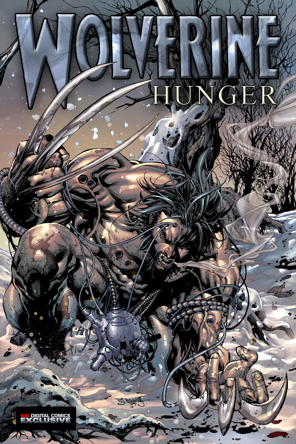 Wolverine: Hunger issue Full - Page 1