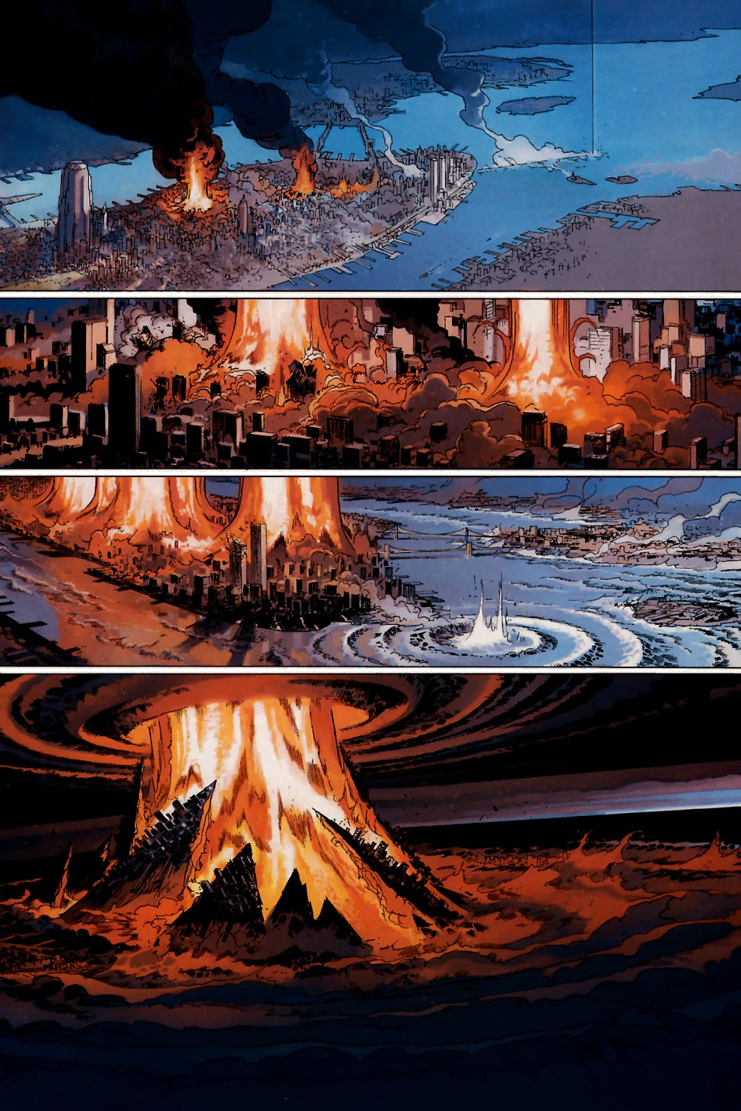 Read online Universal War One: Revelations comic -  Issue #1 - 48