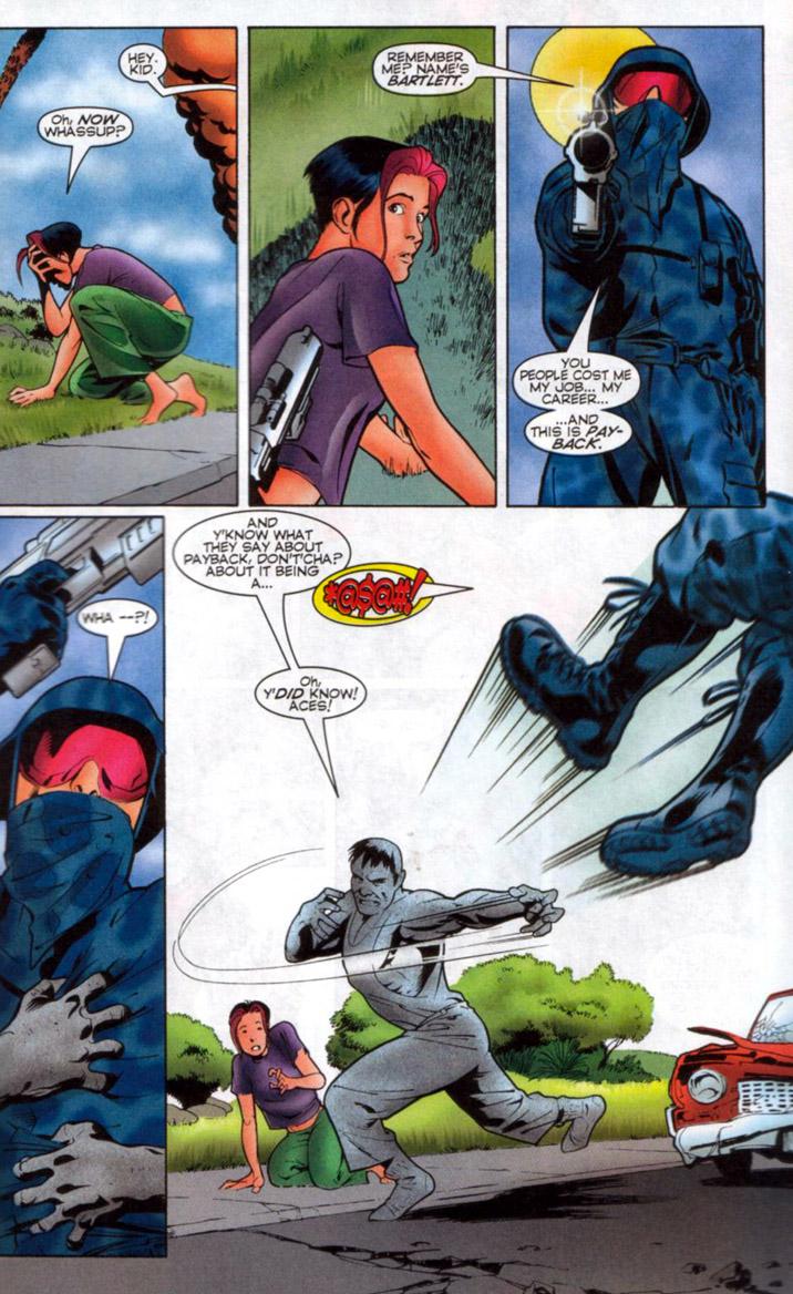 Read online Spider-Man/Gen13 comic -  Issue # Full - 40
