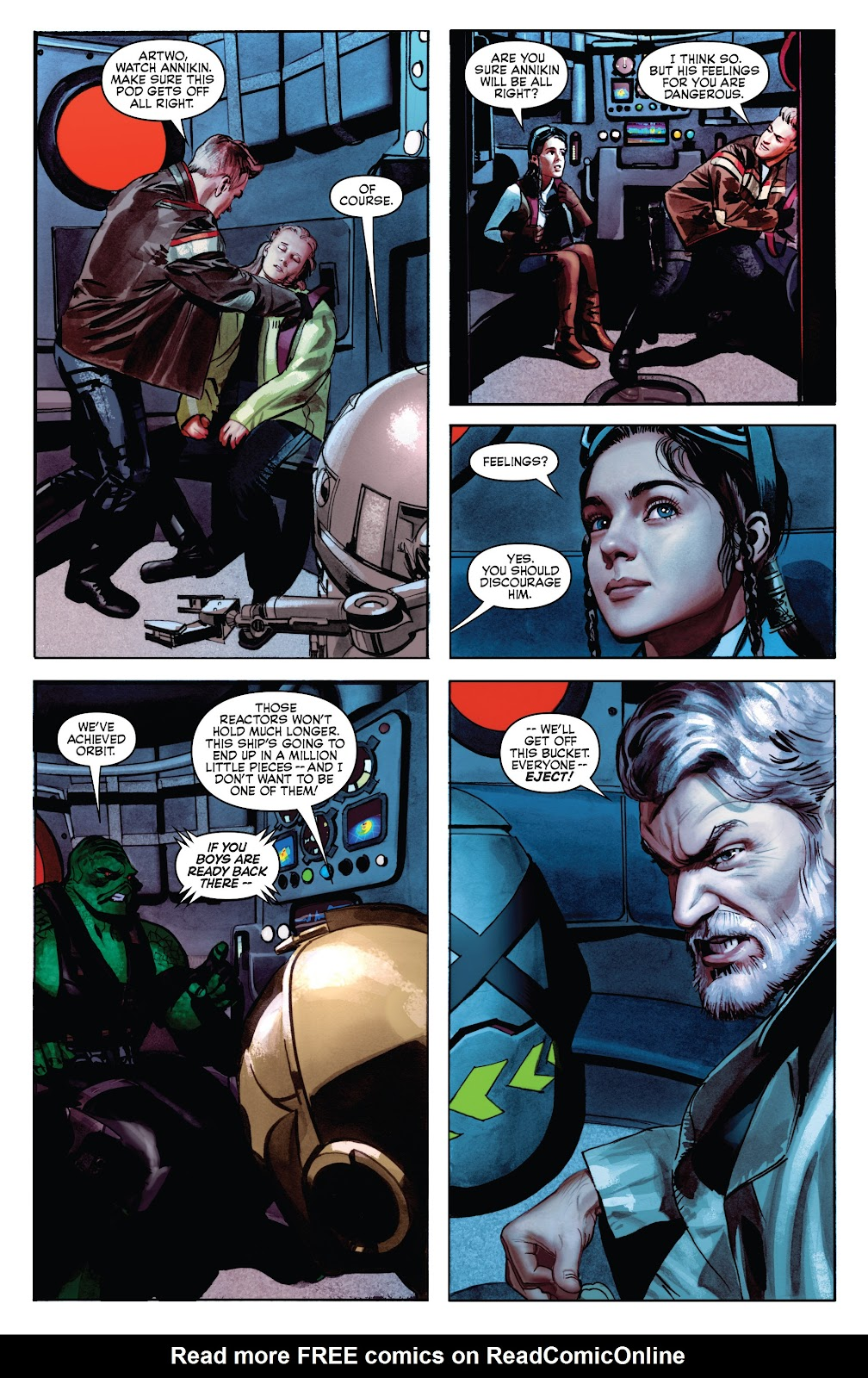 Read online Star Wars Legends: Infinities - Epic Collection comic -  Issue # TPB (Part 5) - 25