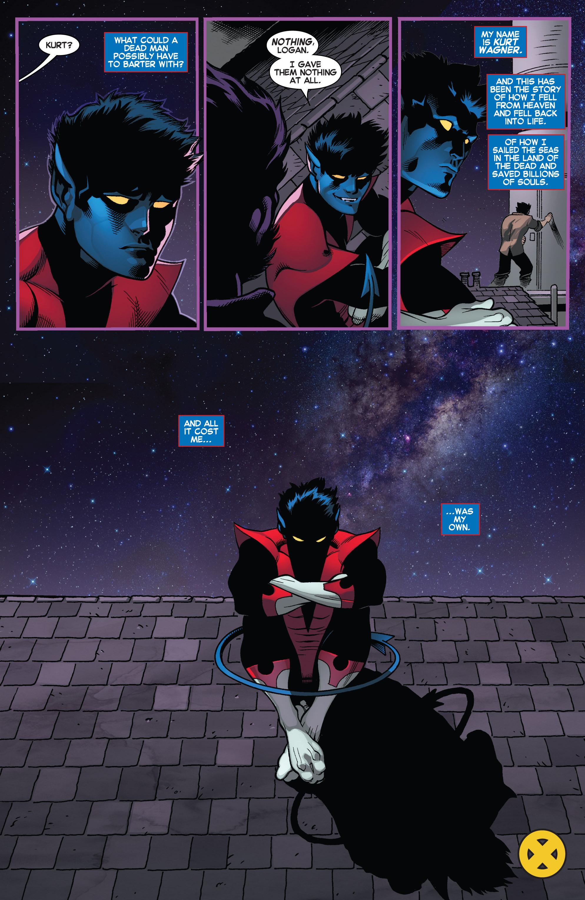 Read online Amazing X-Men (2014) comic -  Issue #5 - 20