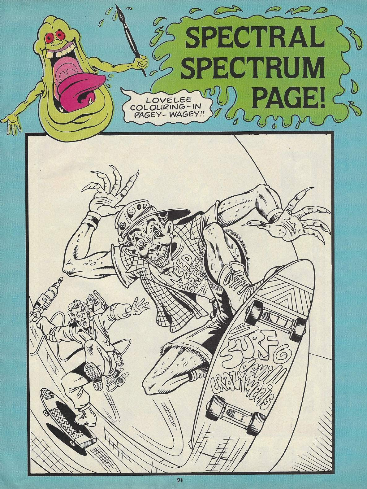 The Real Ghostbusters Issue #148 #131 - English 14