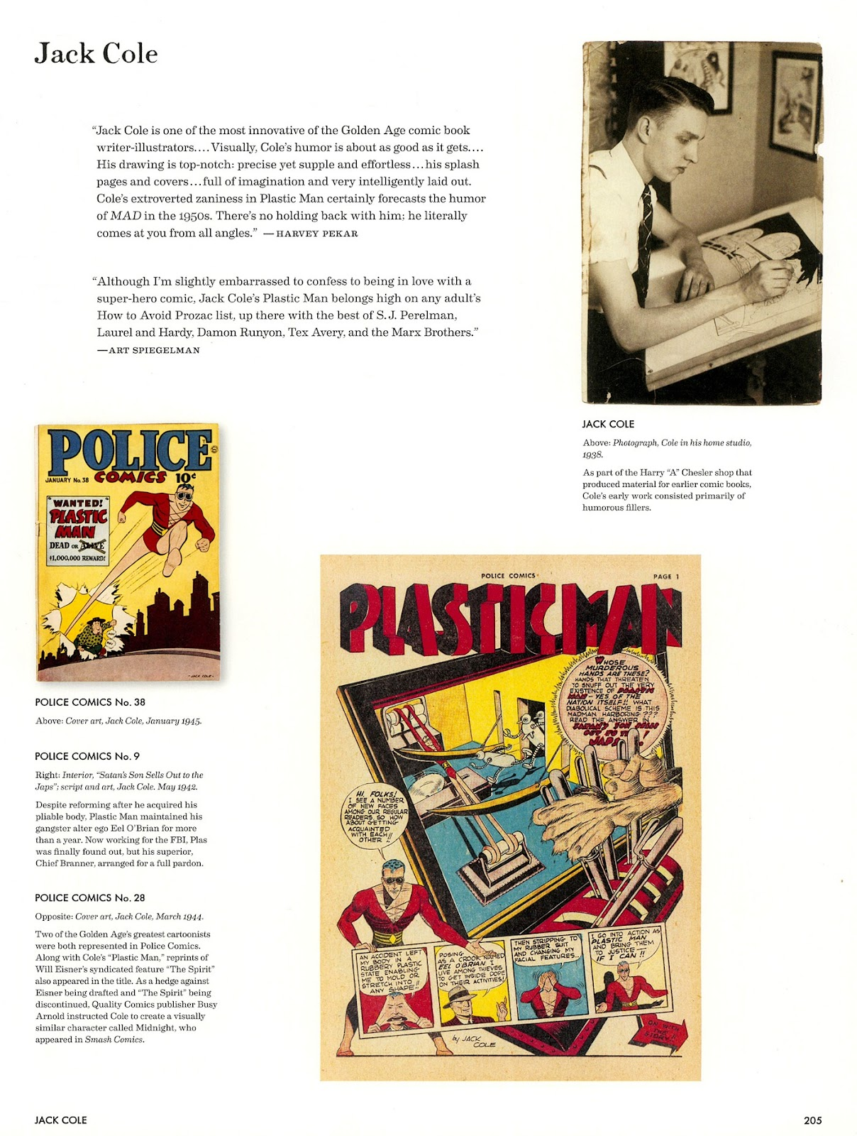 Read online 75 Years Of DC Comics comic -  Issue # TPB (Part 3) - 17