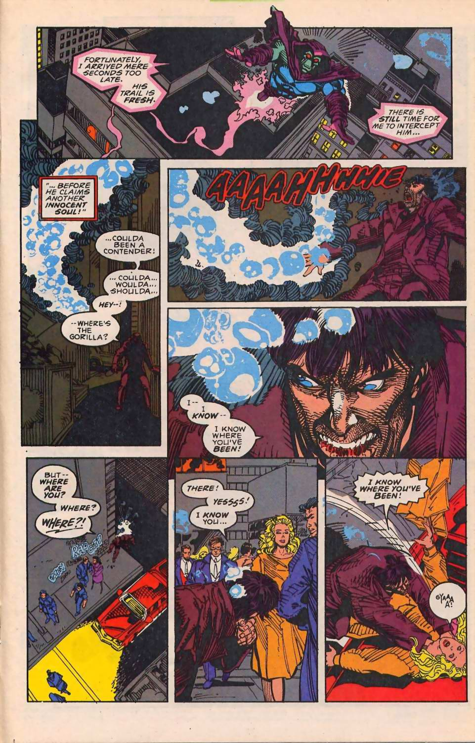 Read online Sleepwalker comic -  Issue #30 - 16
