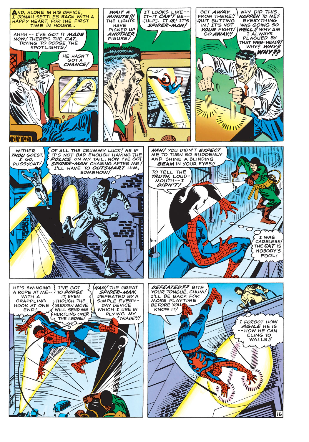 The Amazing Spider-Man (1963) 30 Page 16