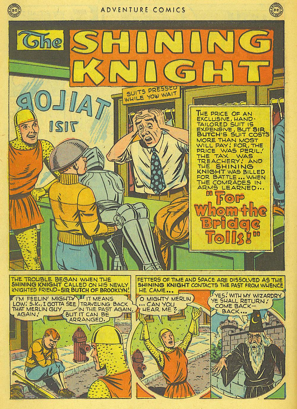 Read online Adventure Comics (1938) comic -  Issue #138 - 32