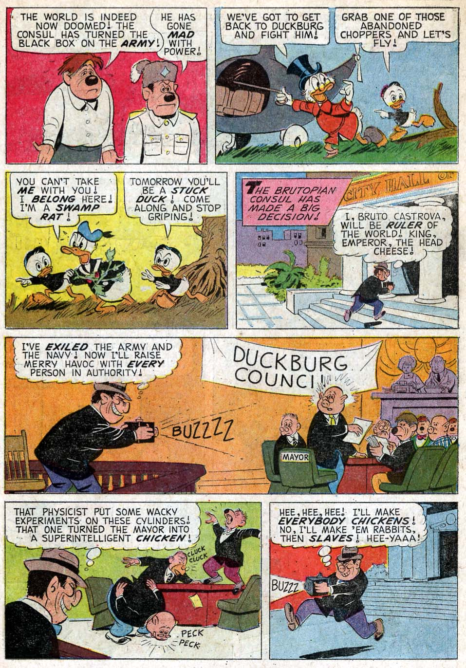 Read online Uncle Scrooge (1953) comic -  Issue #57 - 23