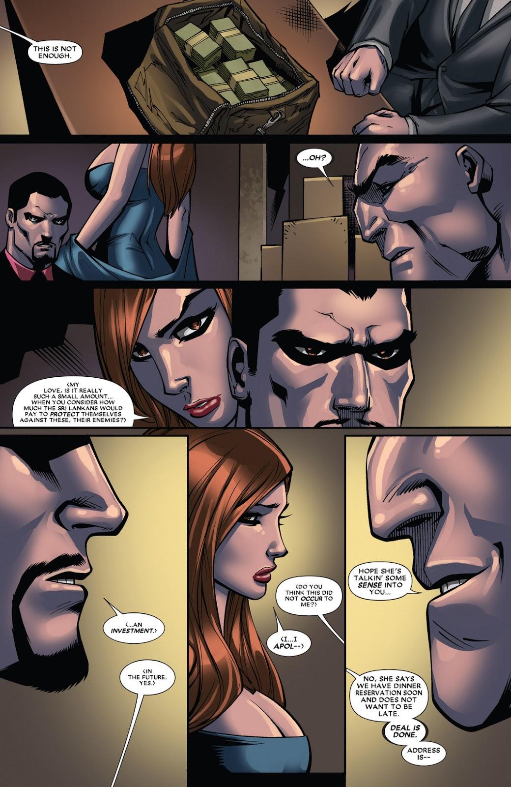 Read online Deadpool (2008) comic -  Issue #61 - 10
