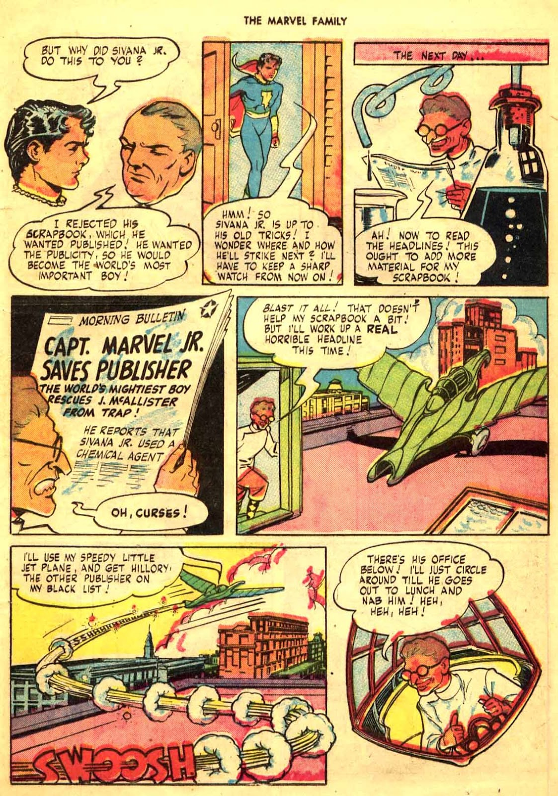 The Marvel Family issue 9 - Page 25