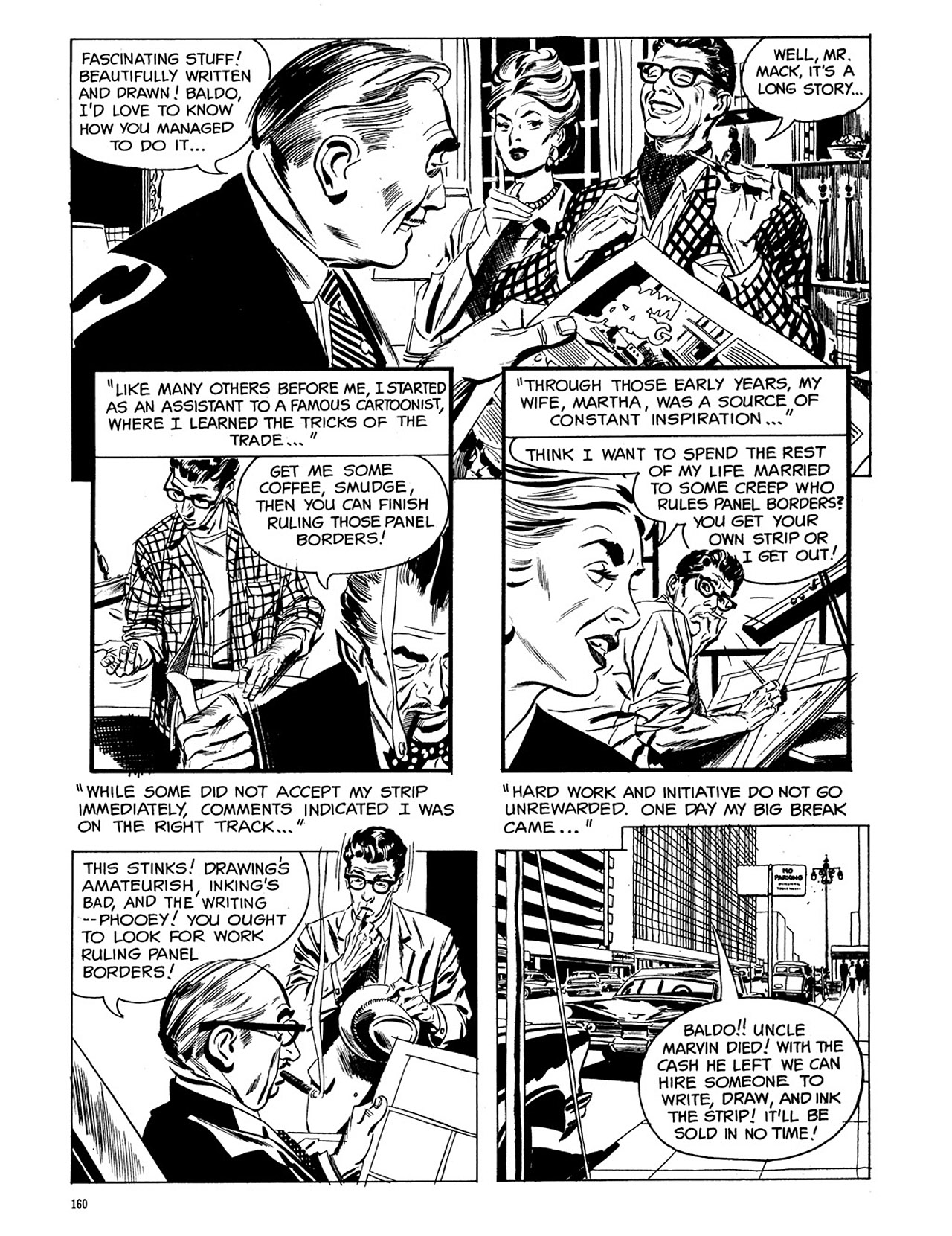 Read online Eerie Archives comic -  Issue # TPB 3 - 161